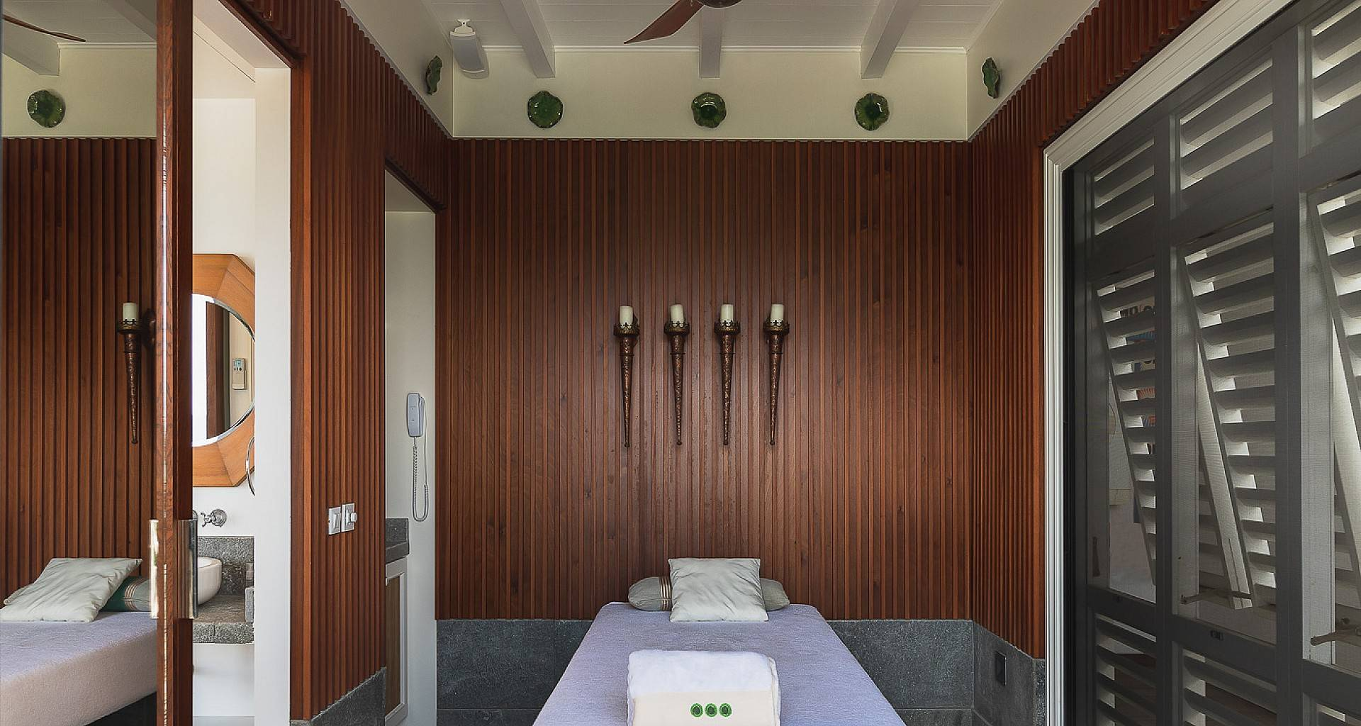 Villa Les Lataniers Massage & Spa Room