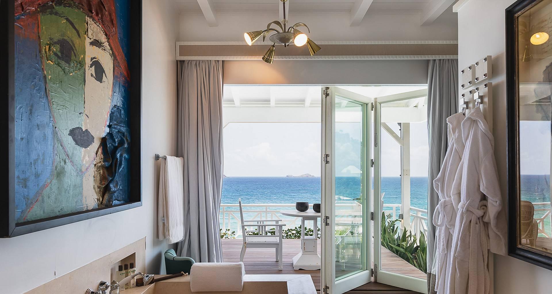 Villa Les Lataniers Master Bedroom