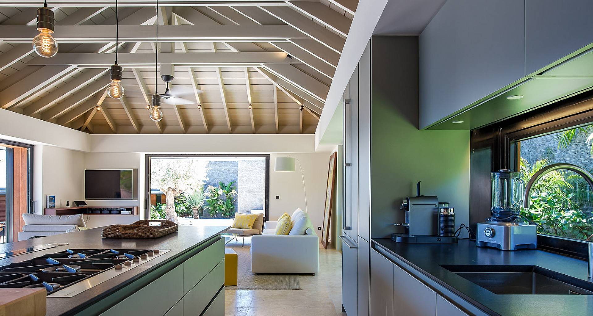 Villa Blackstone Kitchen