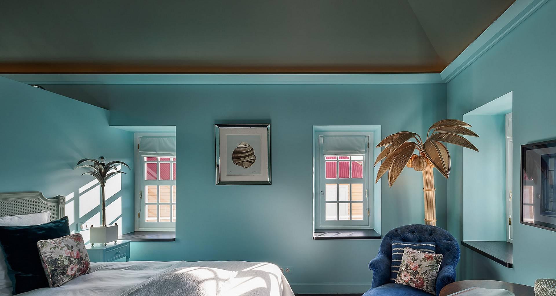 Villa Swedish House Bedroom 1