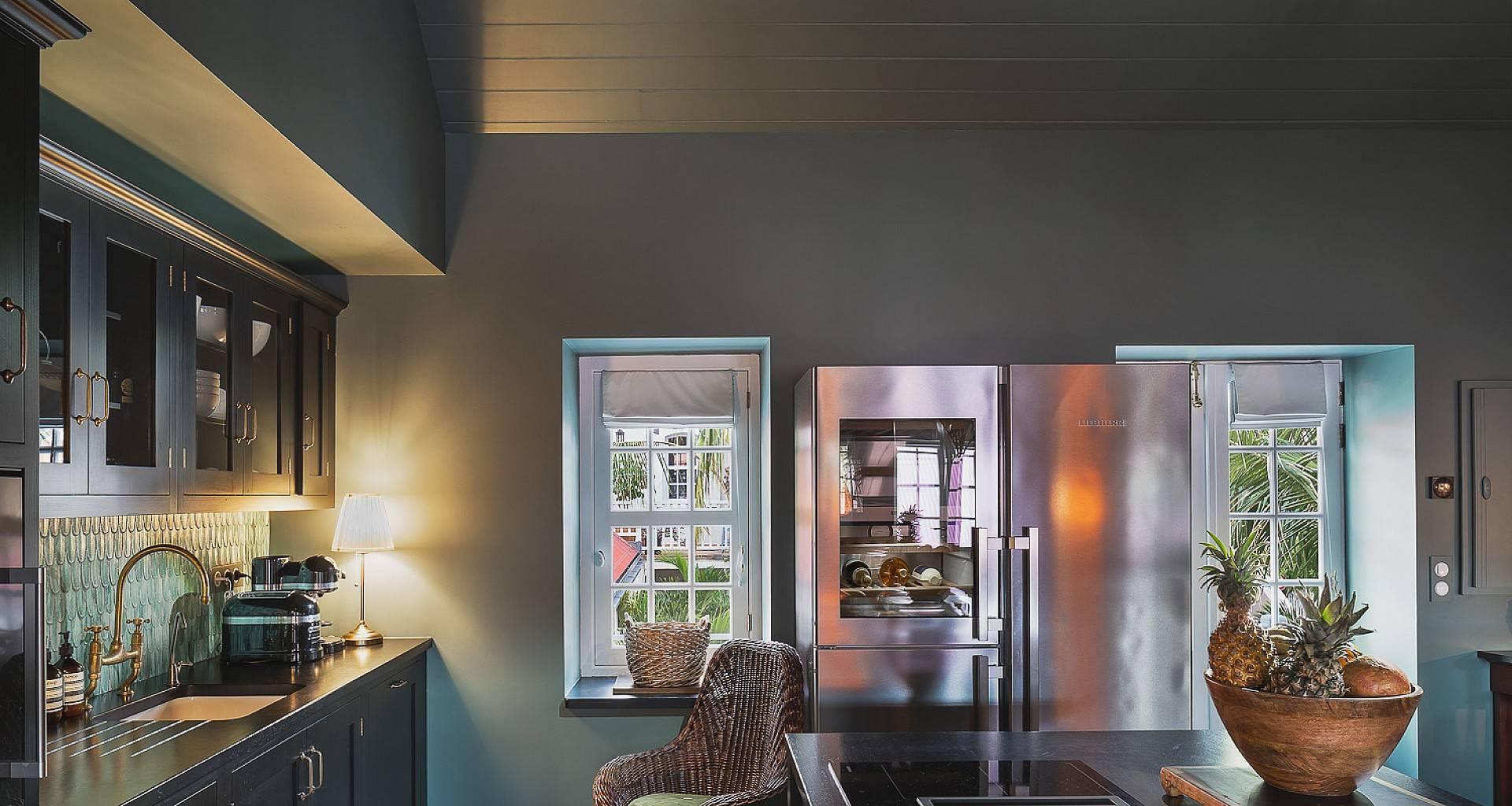 Villa Swedish House Kitchen