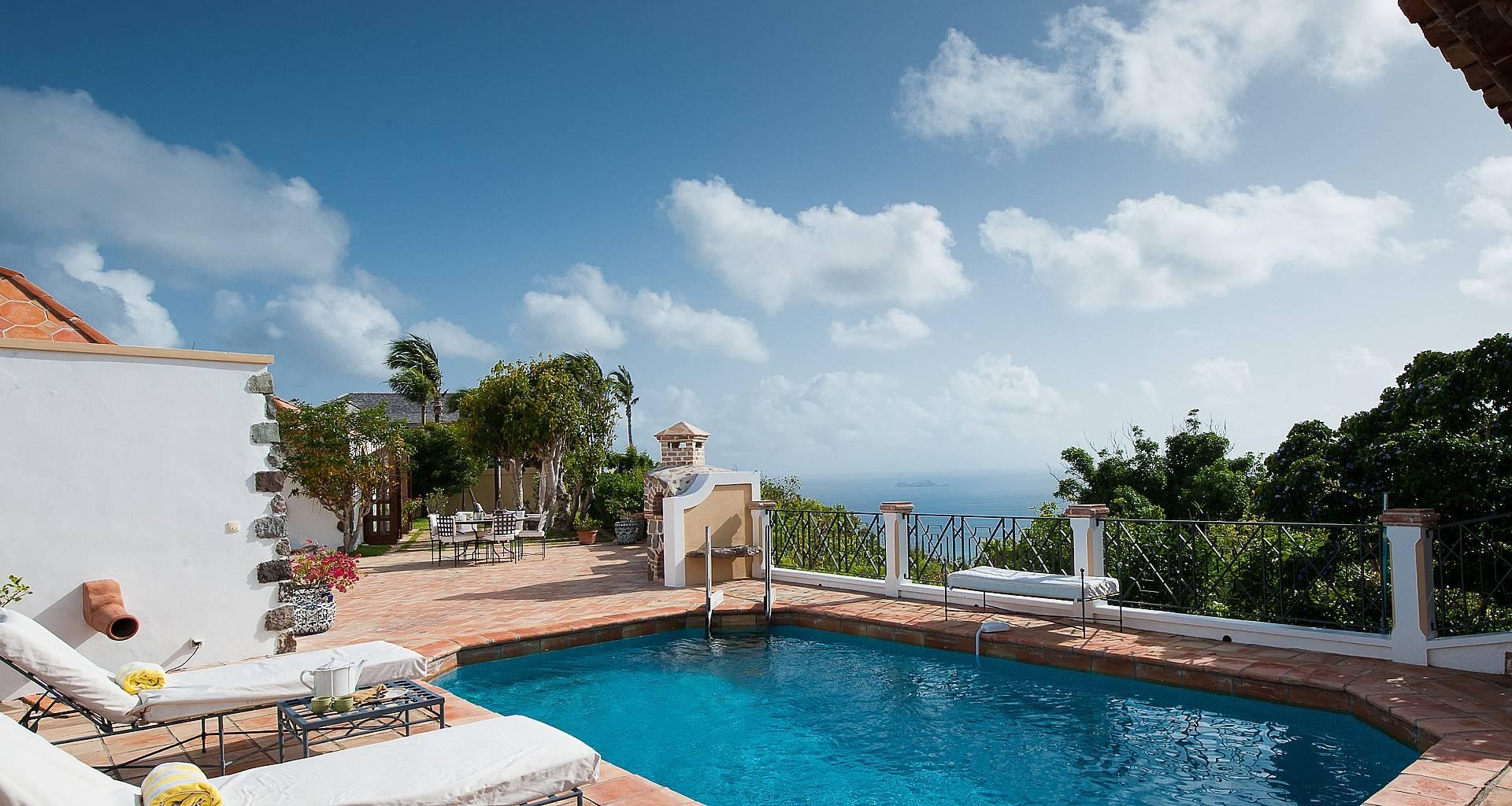 Villa Maison Mexicaine