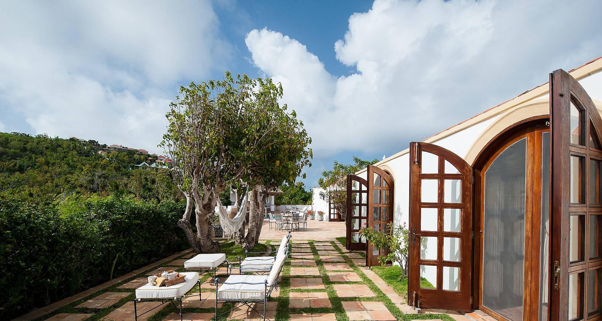 Villa Maison Mexicaine Terrace