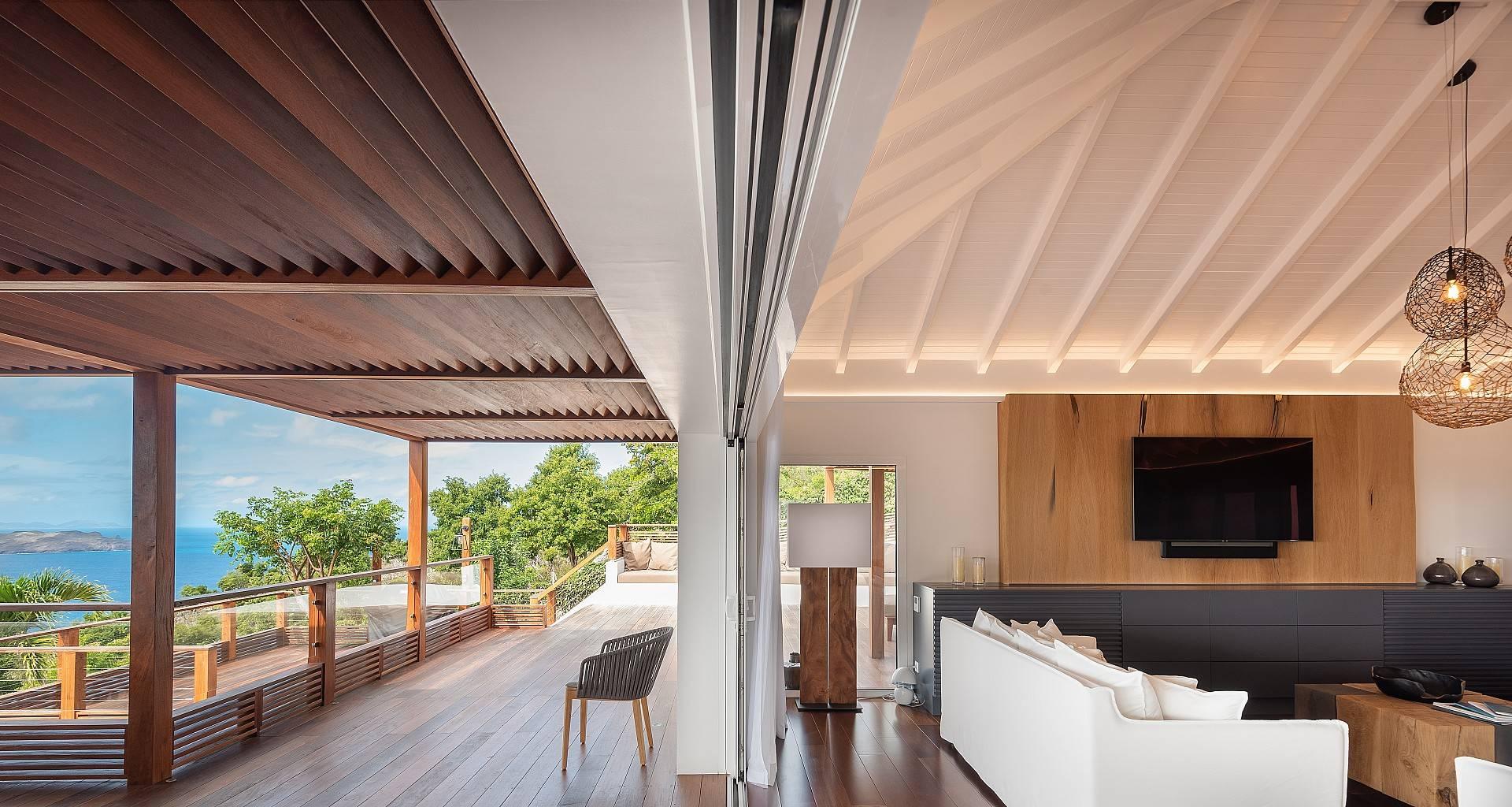 Villa Jable Living Area