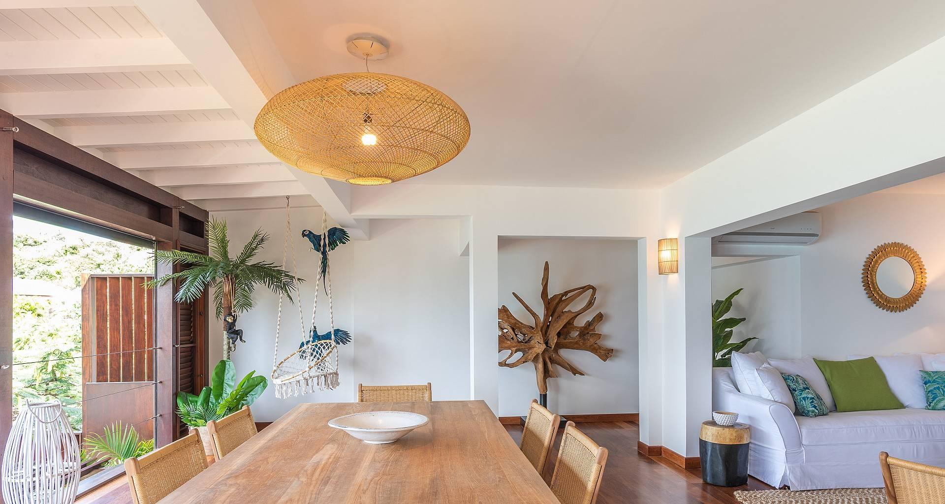 Villa Alex Living Area