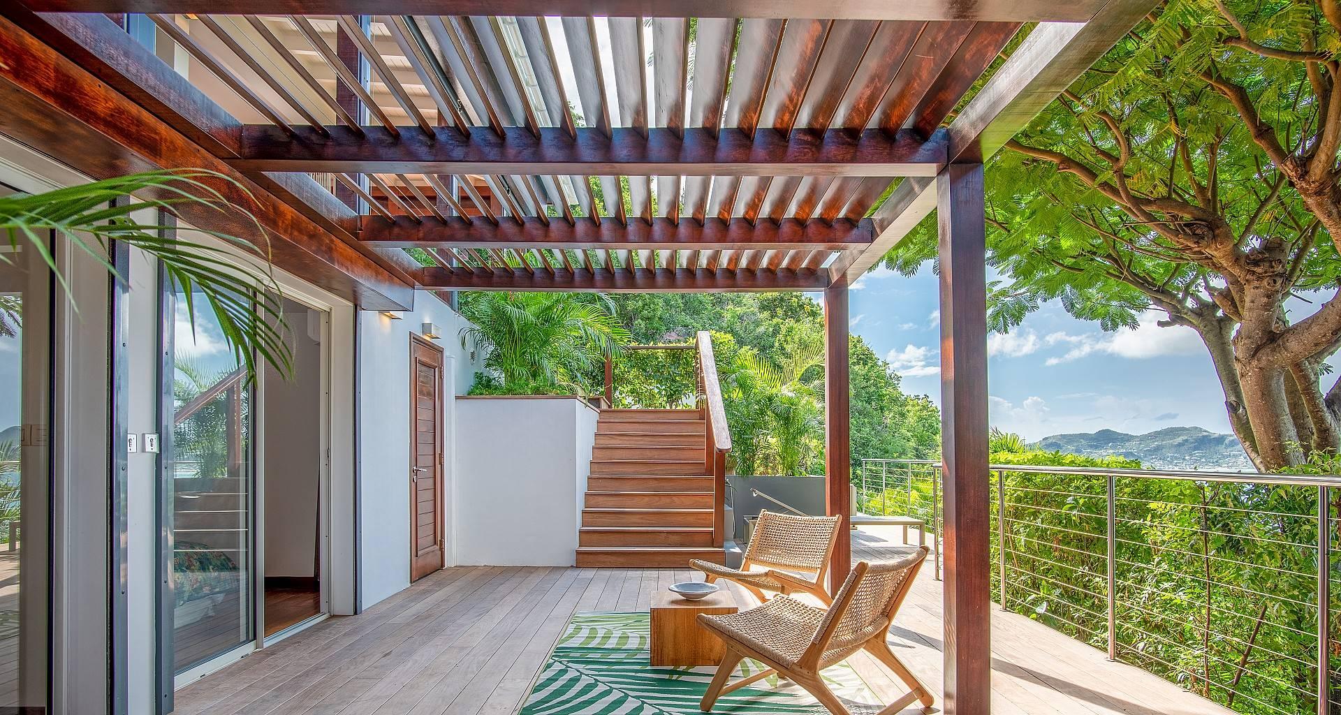 Villa Alex Terrace