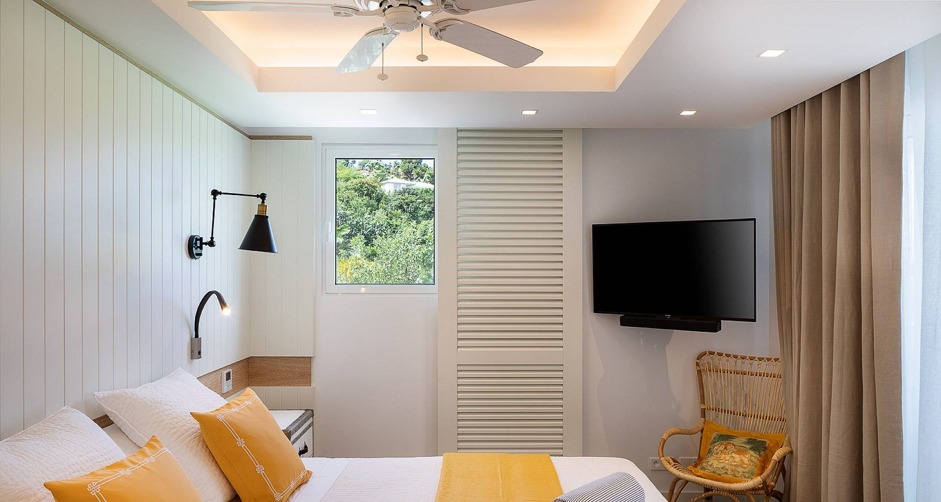 Villa La Belle Créole Bedroom 1
