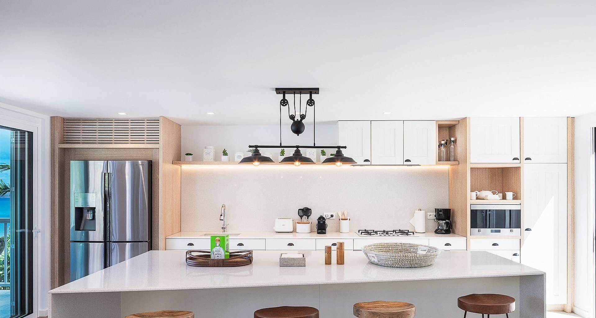 Villa La Belle Créole Kitchen