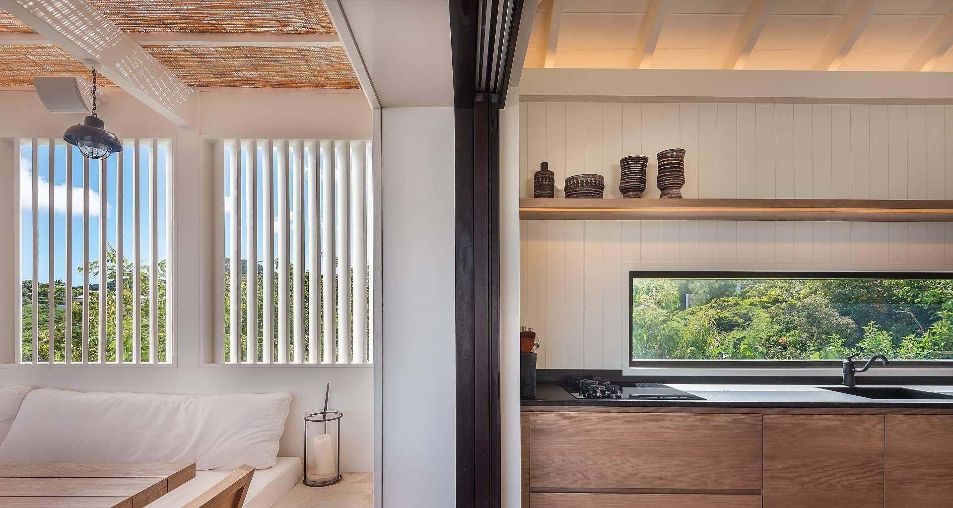 Villa Casa Minotto Kitchen