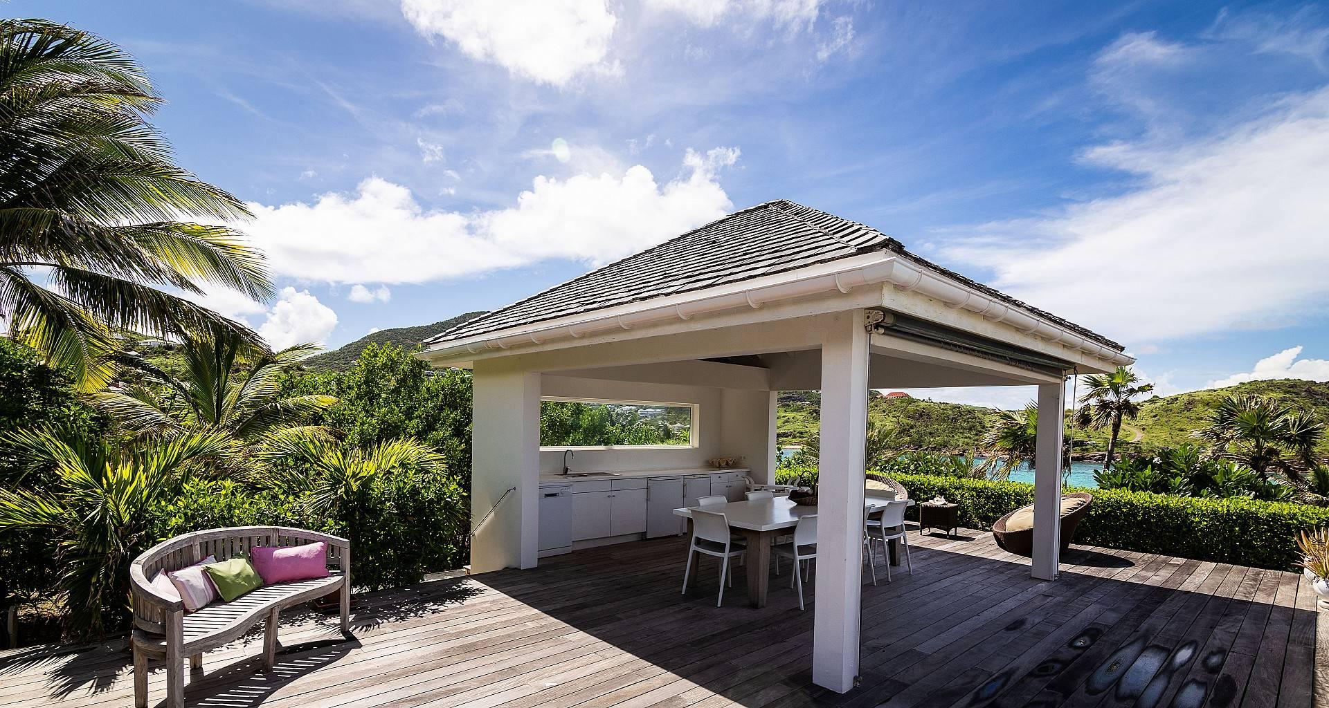 Villa La Vie en Rose Terrace