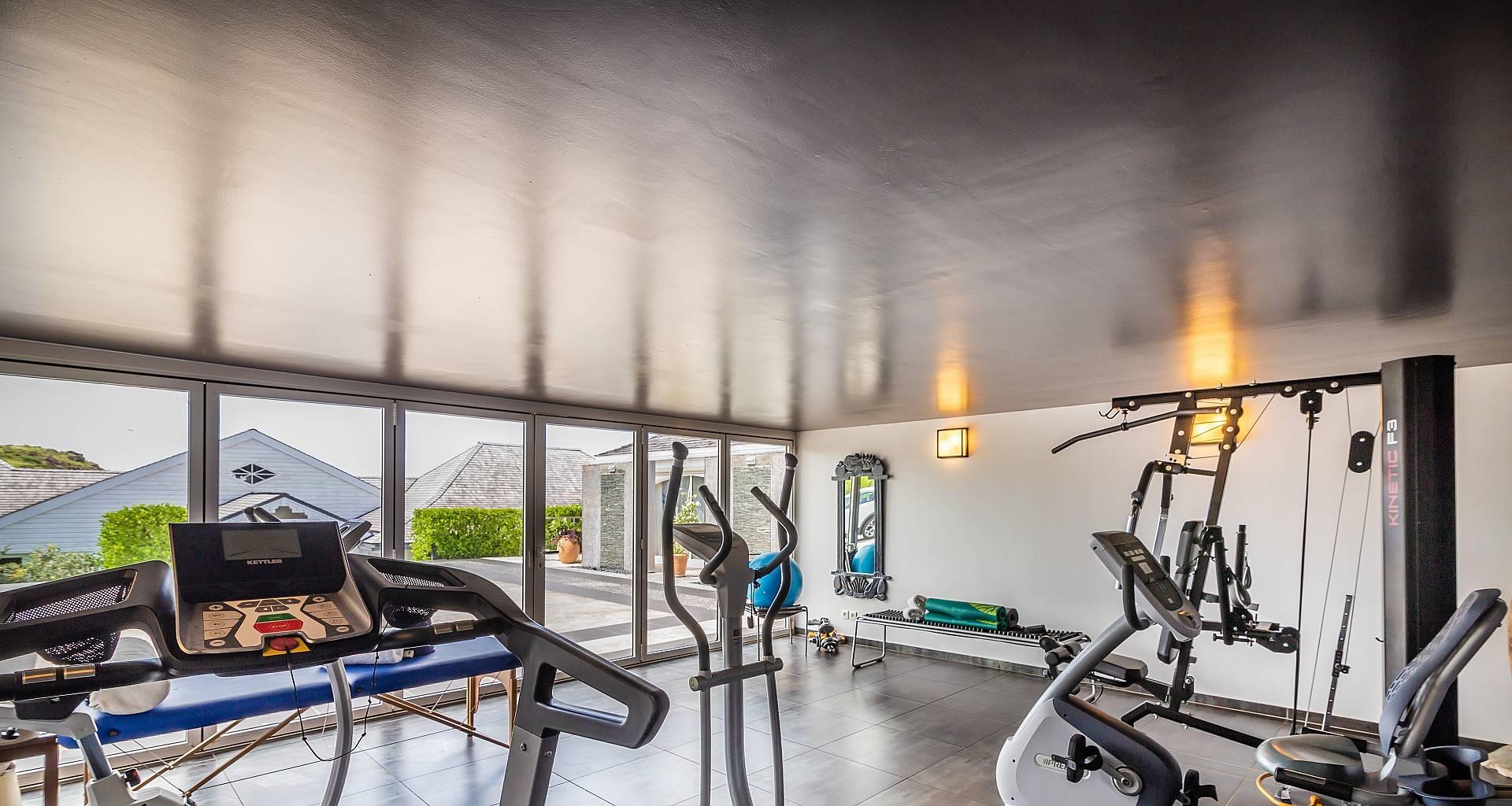 Villa La Vie en Rose Fitness Room