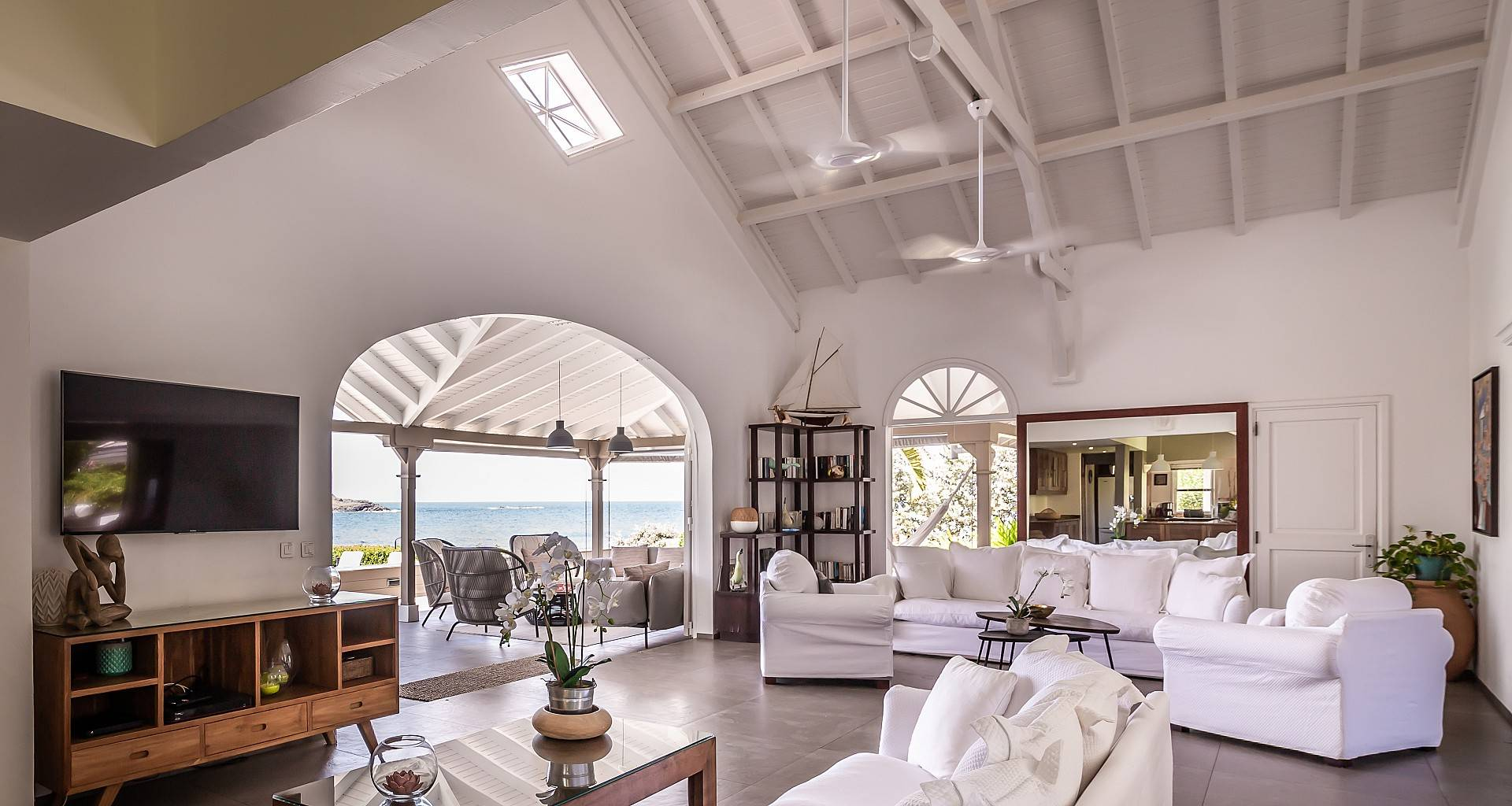 Villa La Vie en Rose Living Area