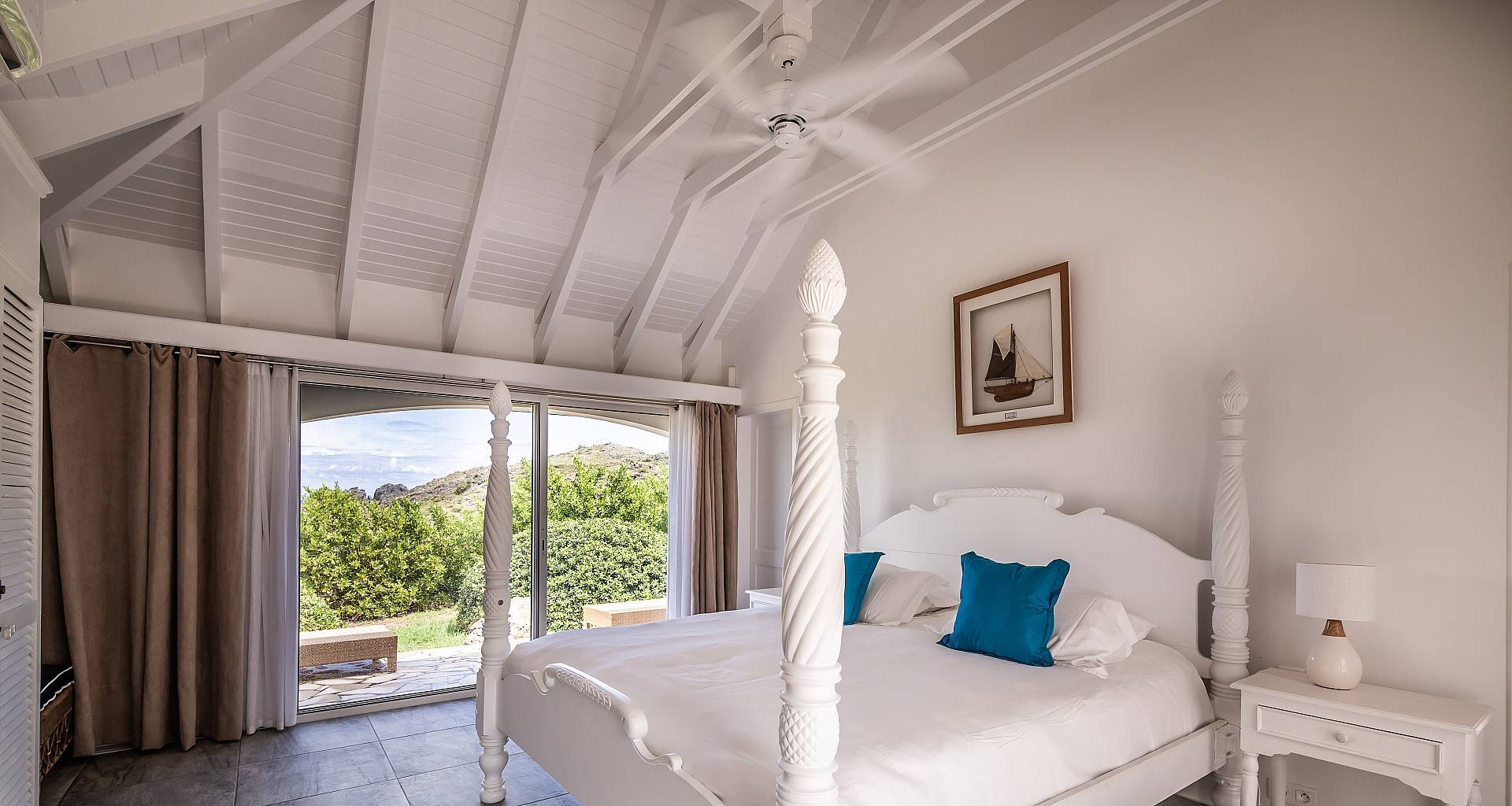 Villa La Vie en Rose Bedroom 4