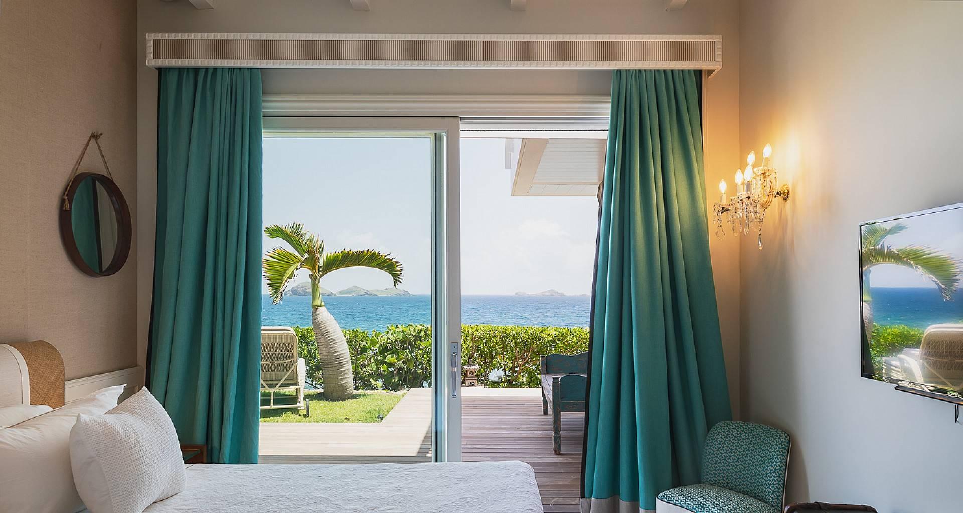 Villa Les Lataniers Tiffani's Room