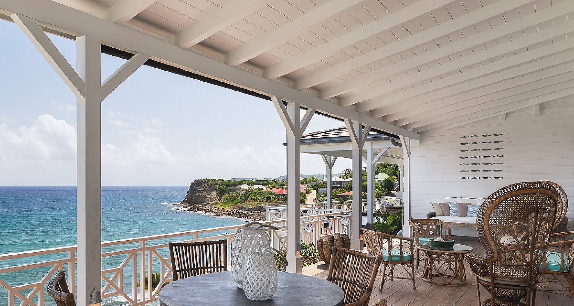 Villa Les Lataniers Terrace