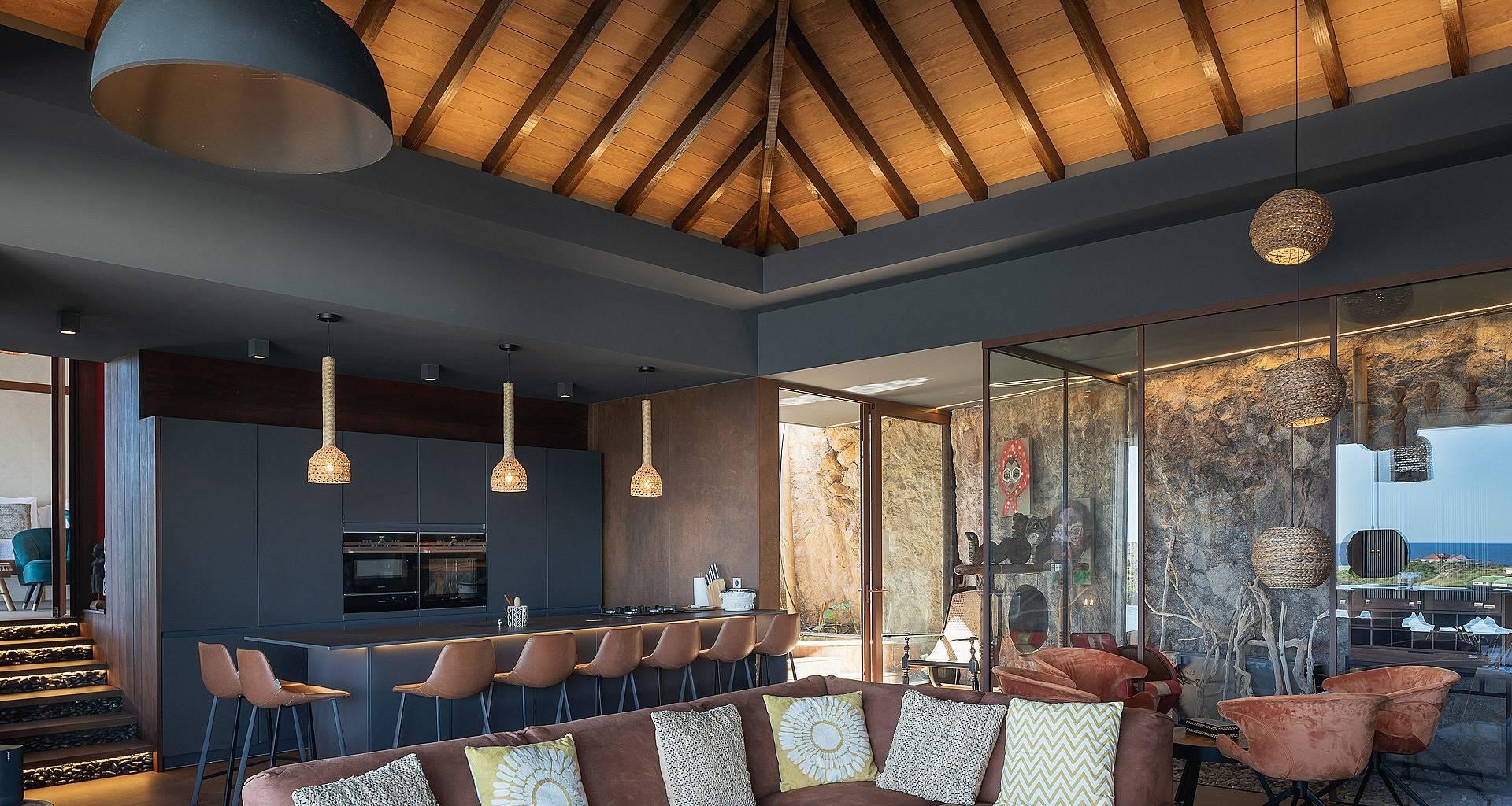 Villa Casa Pablo Living Area