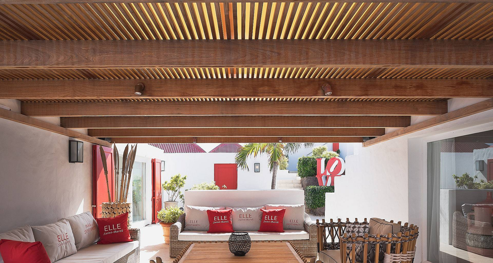 Villa Elle Terrace