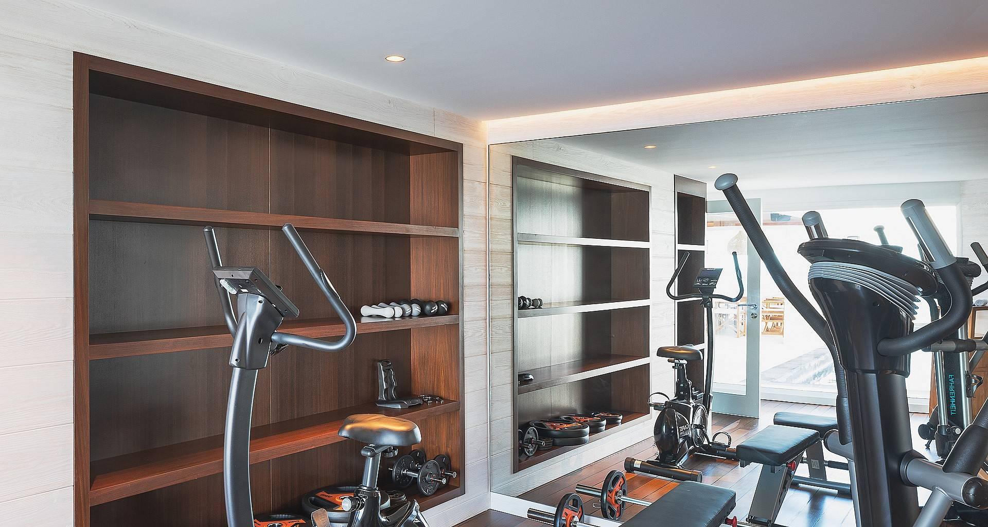 Villa Elle Fitness Room