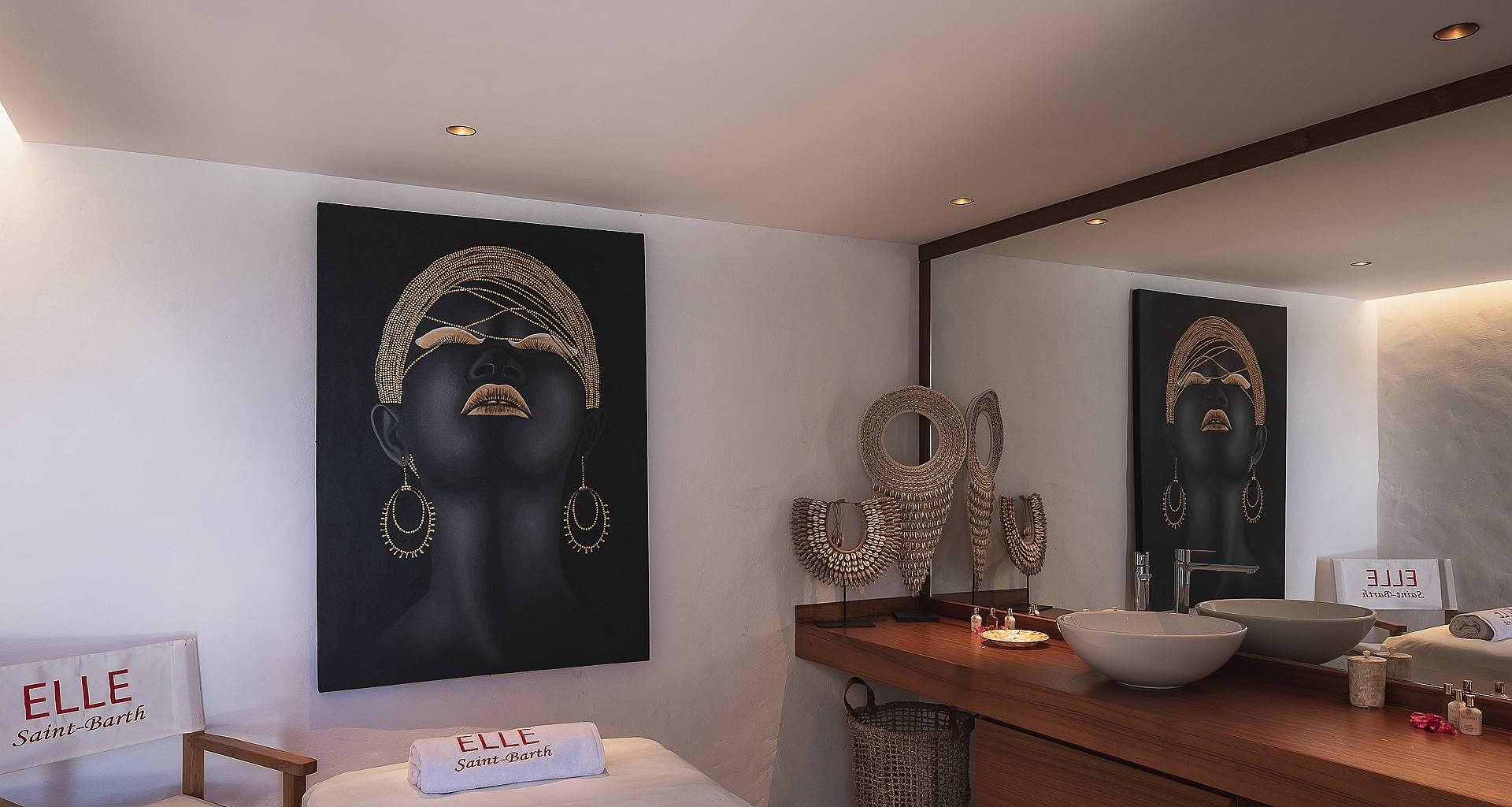 Villa Elle Massage Room