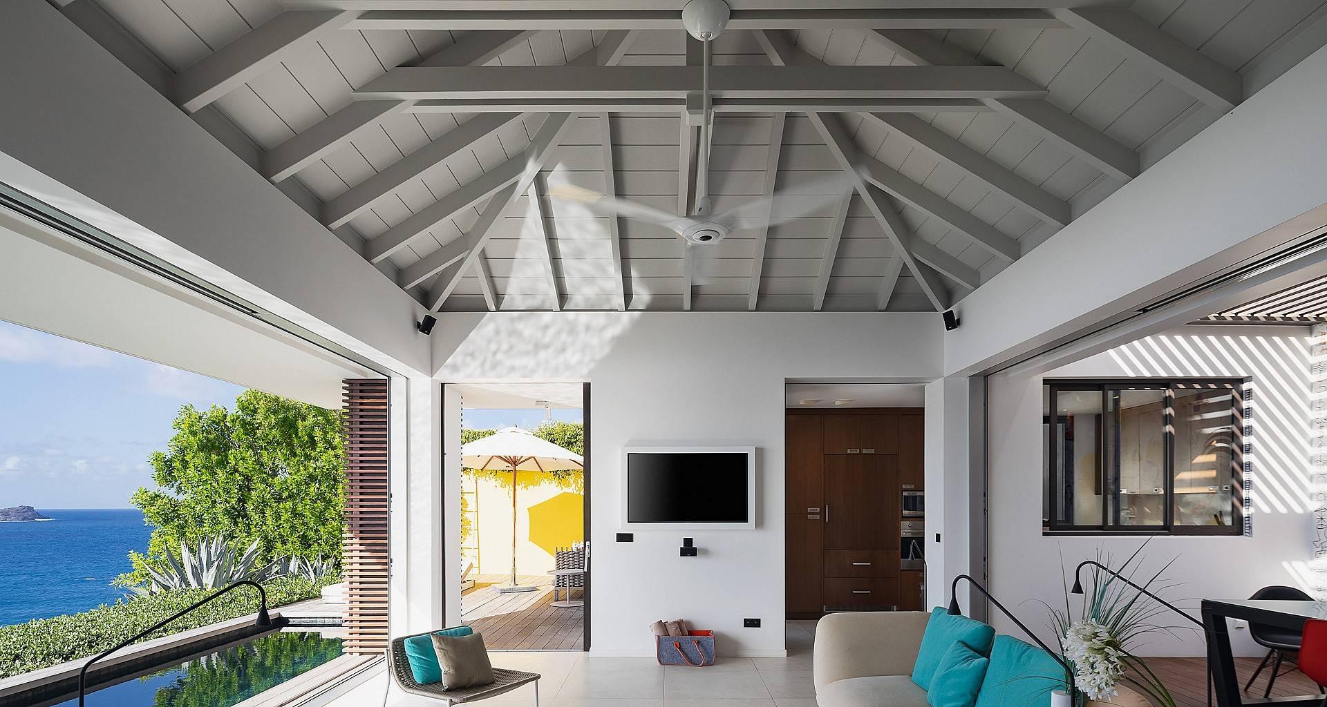 Villa BelAmour Living Area