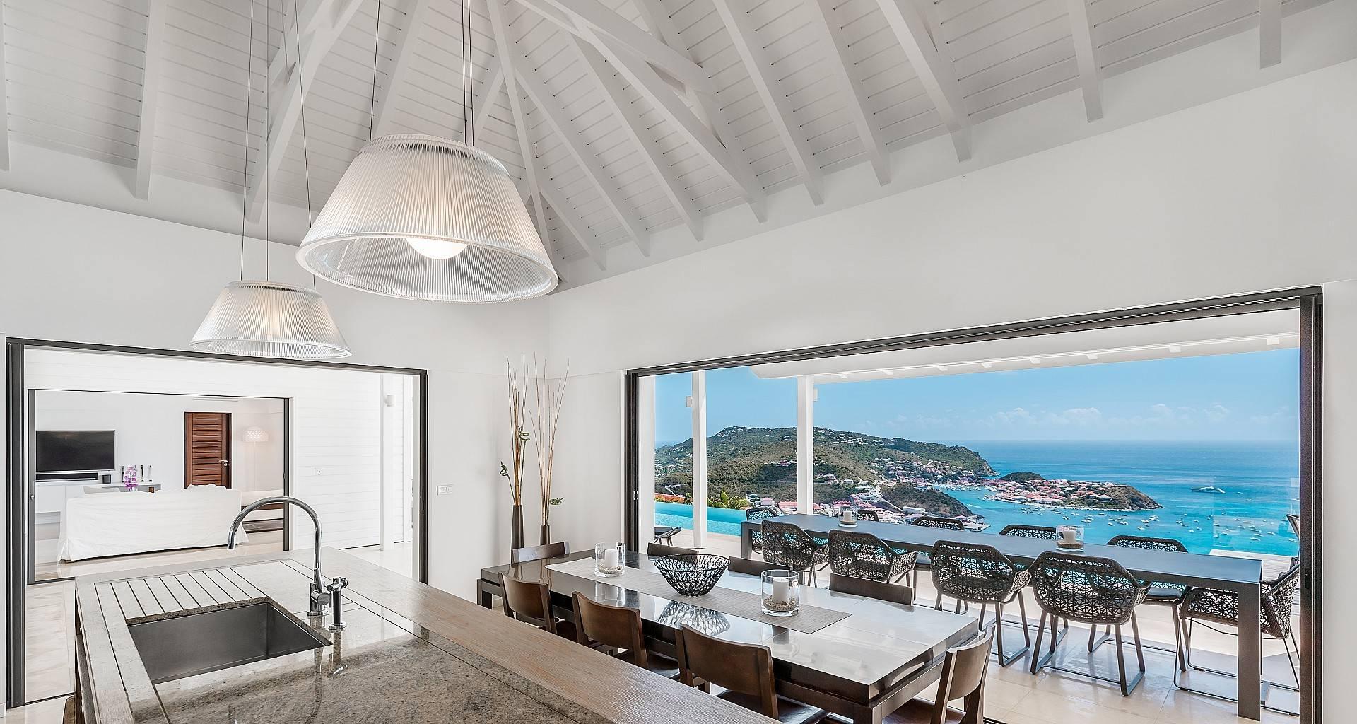Villa The View Kitchen