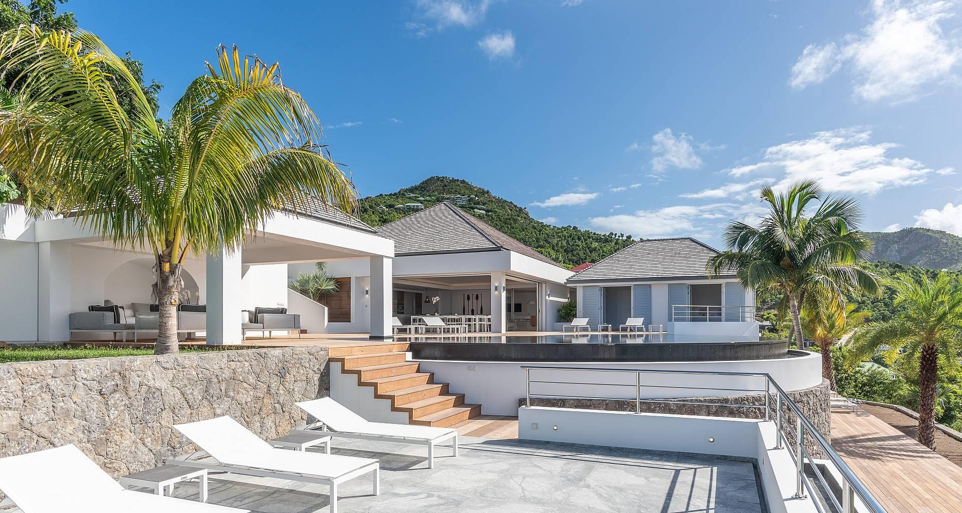 Villa Coco Terrace