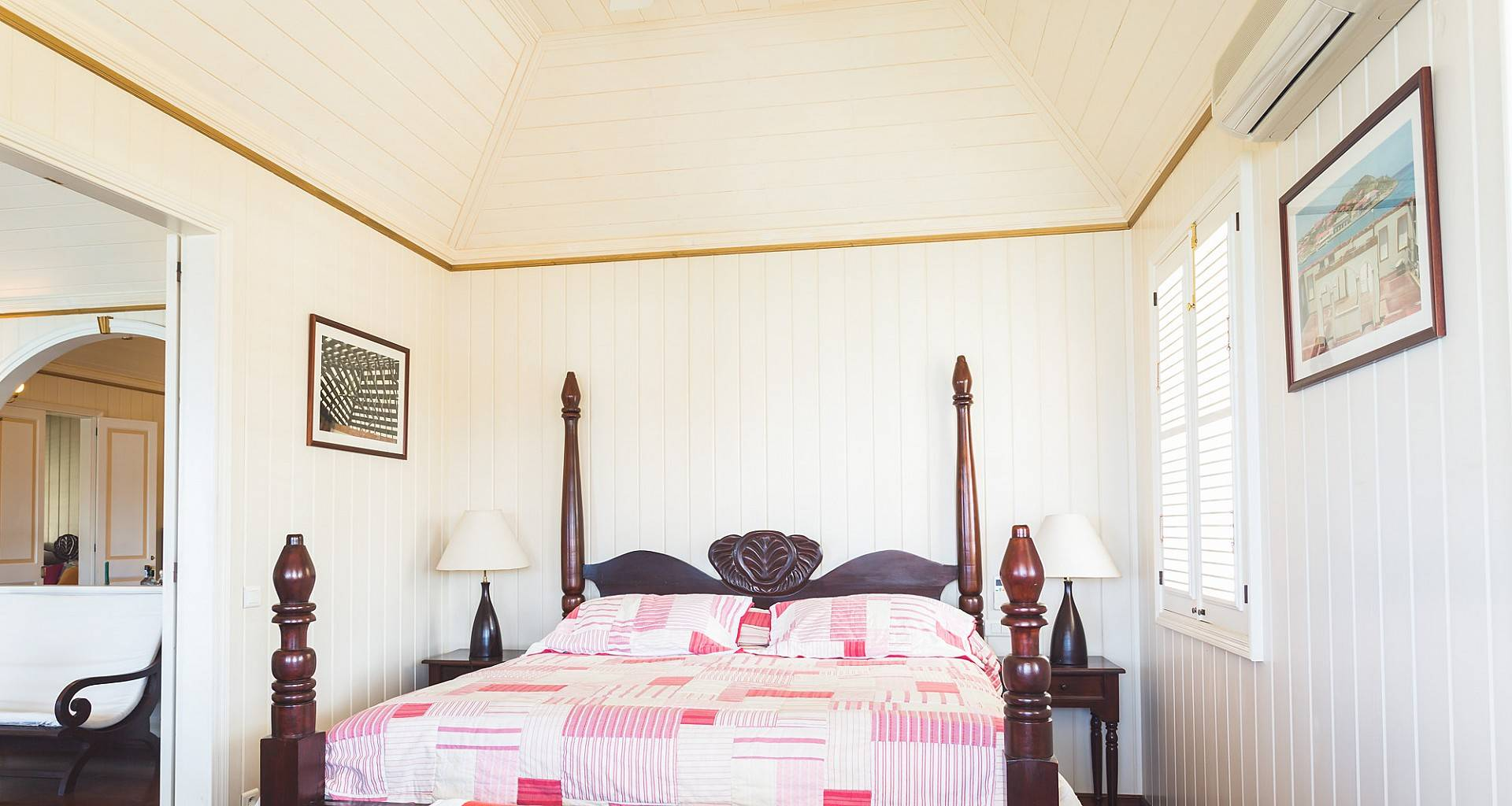 Villa Vialenc Bedroom 3