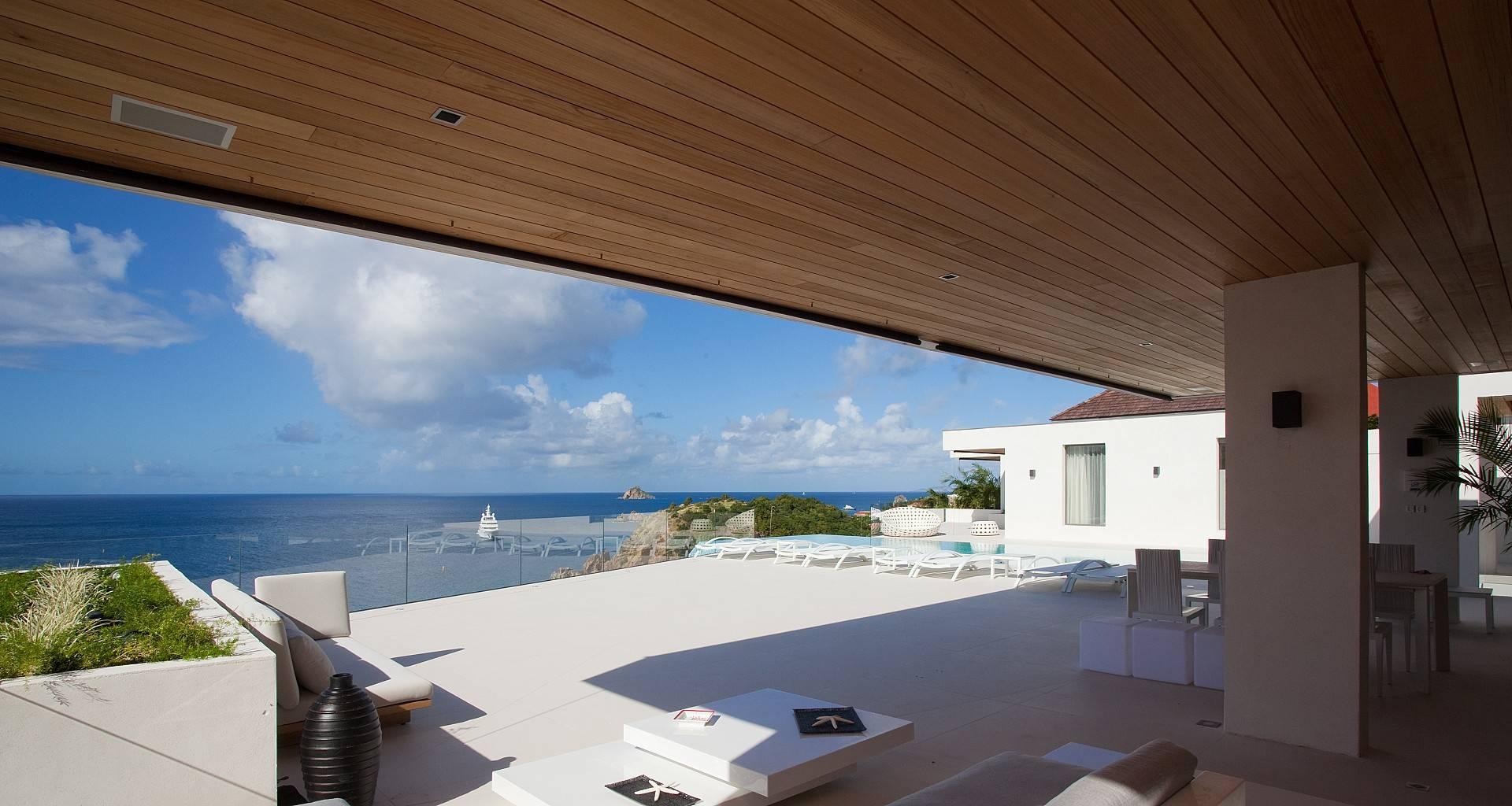 Villa Vitti Living Area