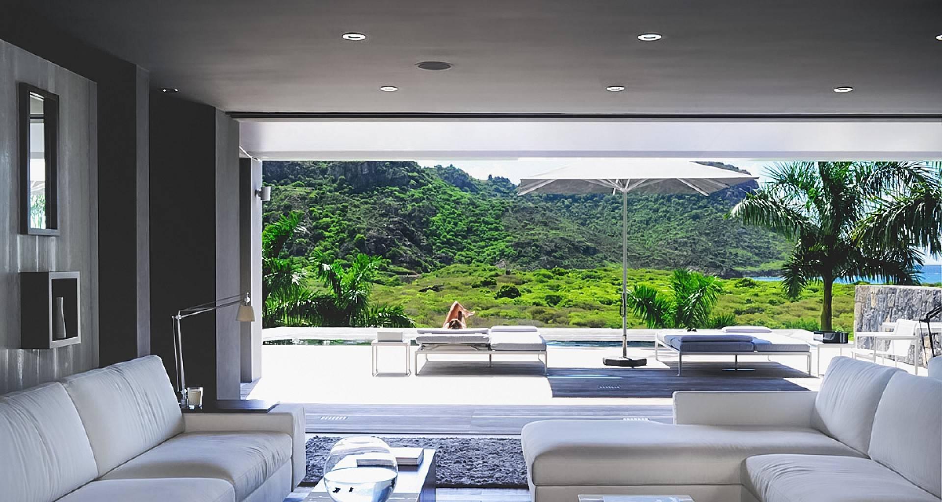 Villa Dunes Living Area