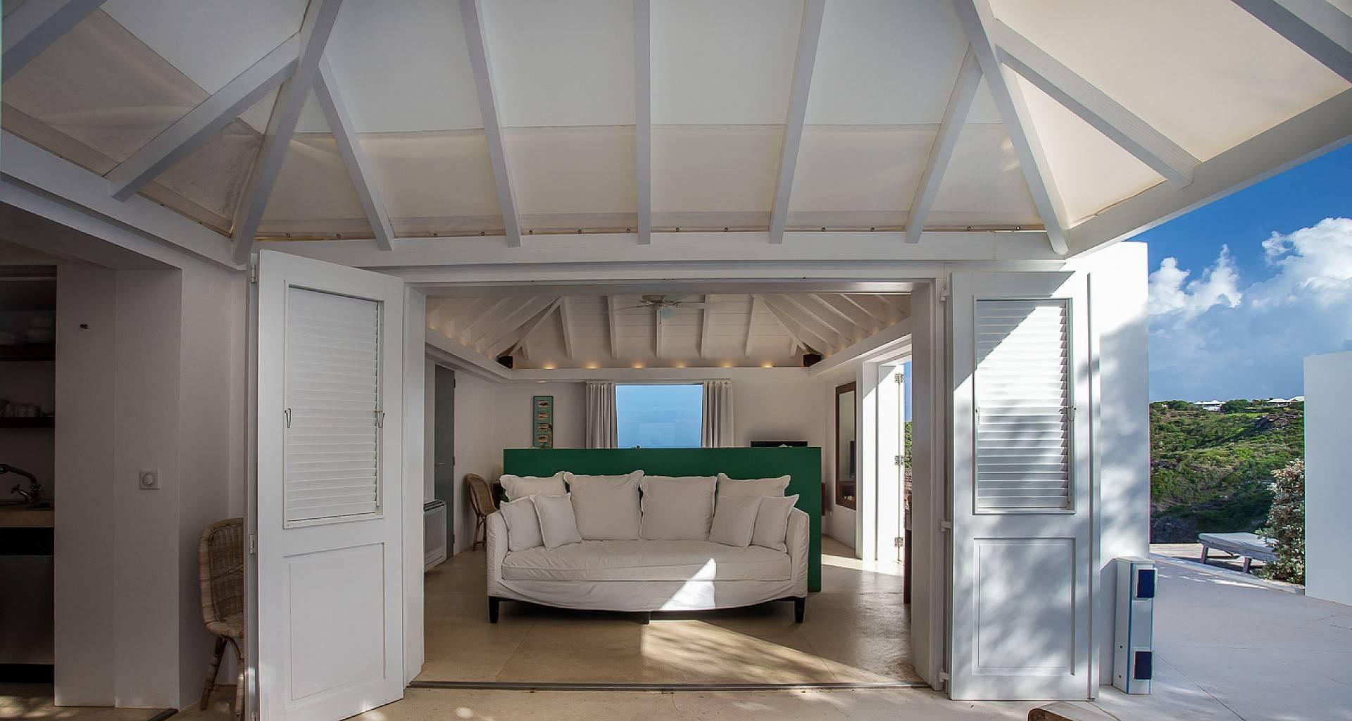 Villa Little Caramba Living Area