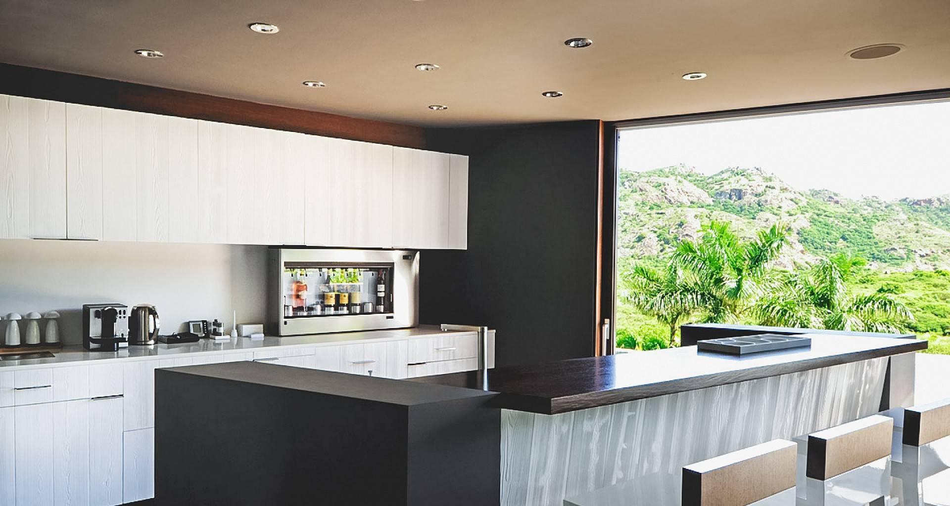 Villa Dunes Kitchen