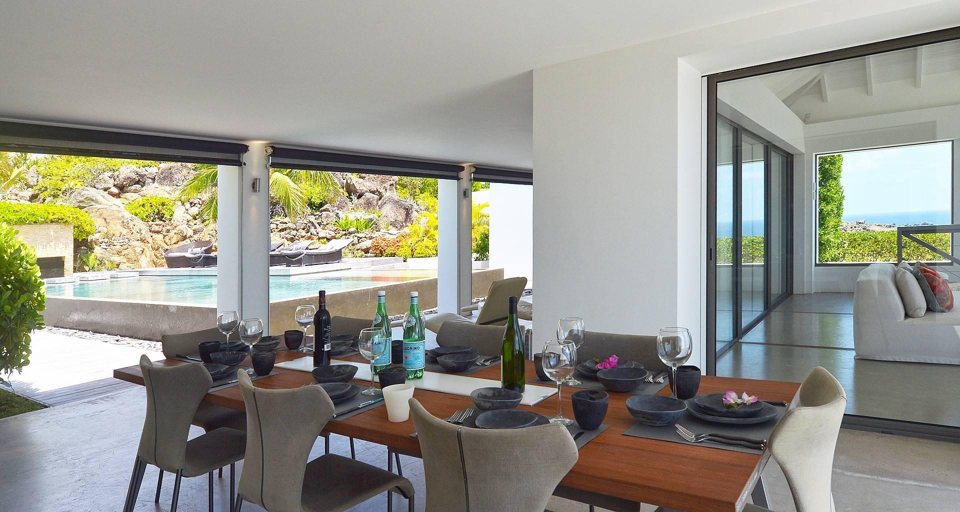 Villa Casa del Mar Kitchen