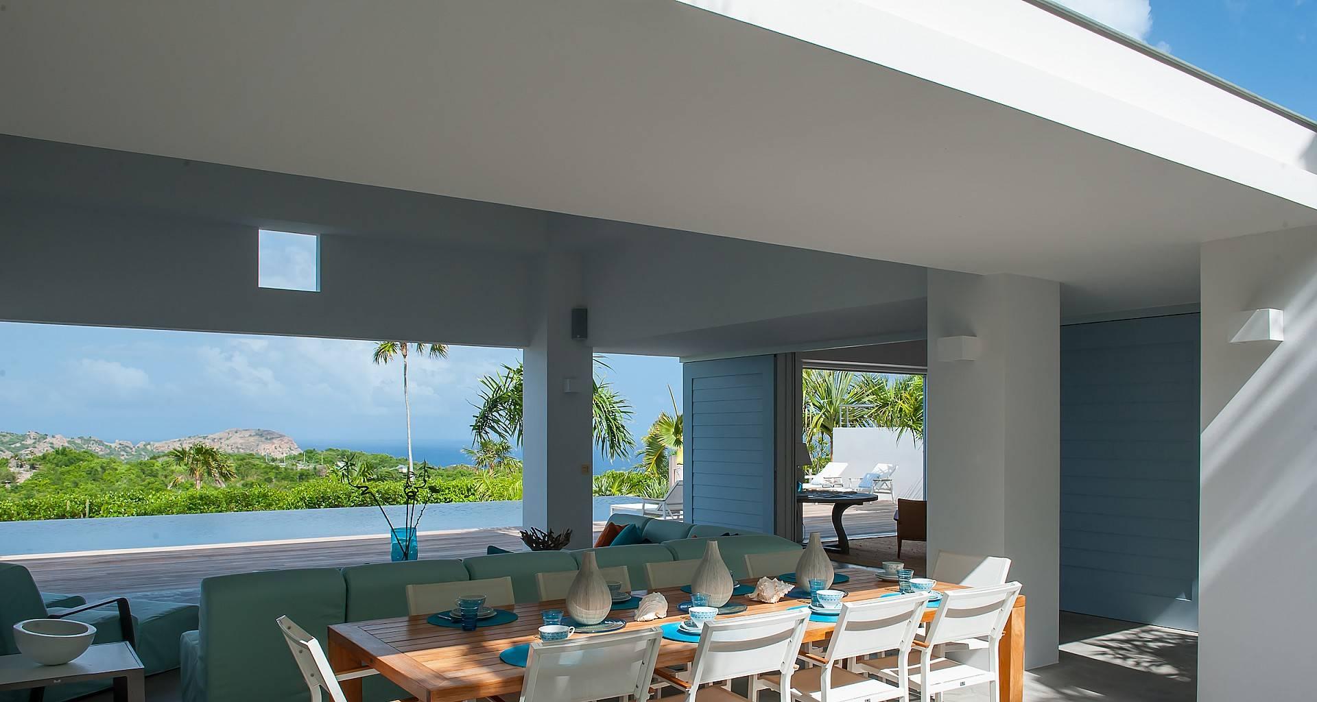 Villa Jasmine Living Area