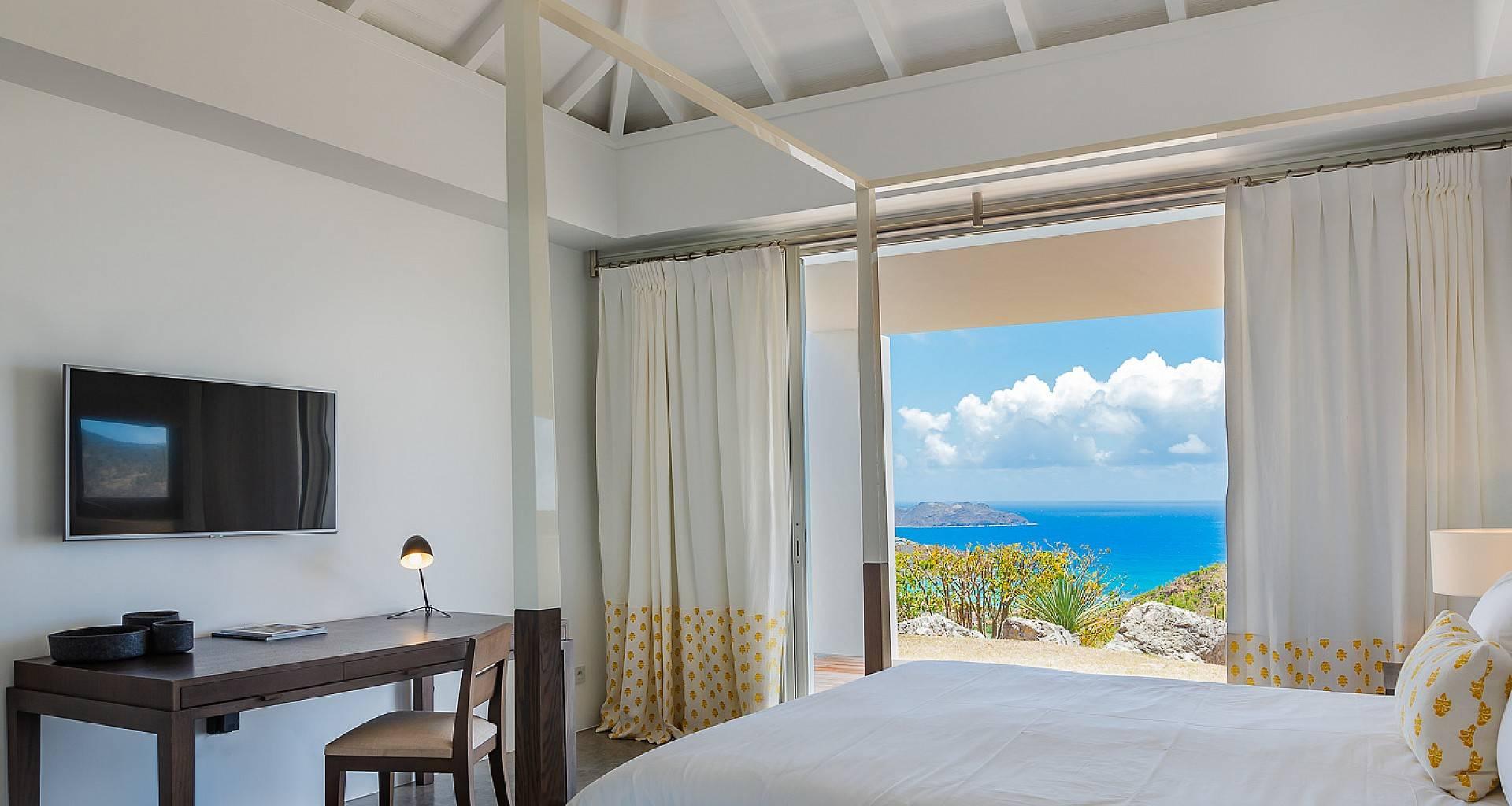 Villa Olive Bedroom 4
