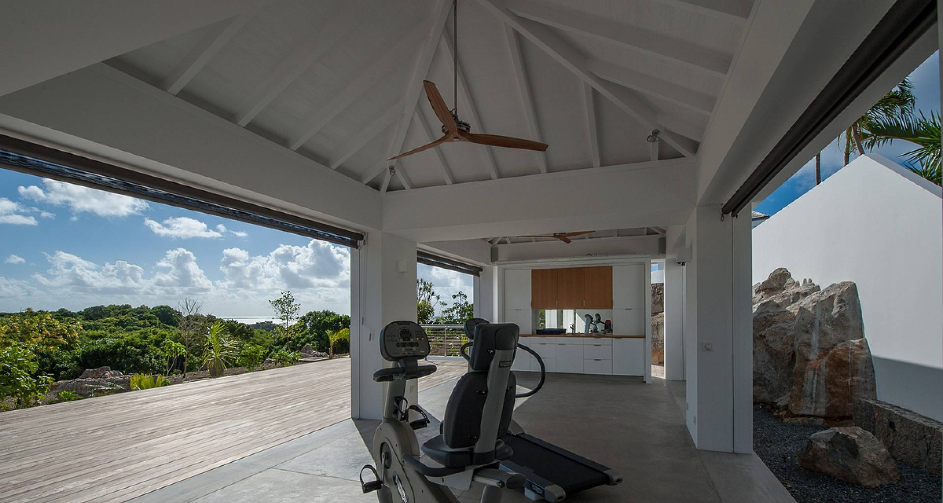 Villa Jasmine Fitness Room