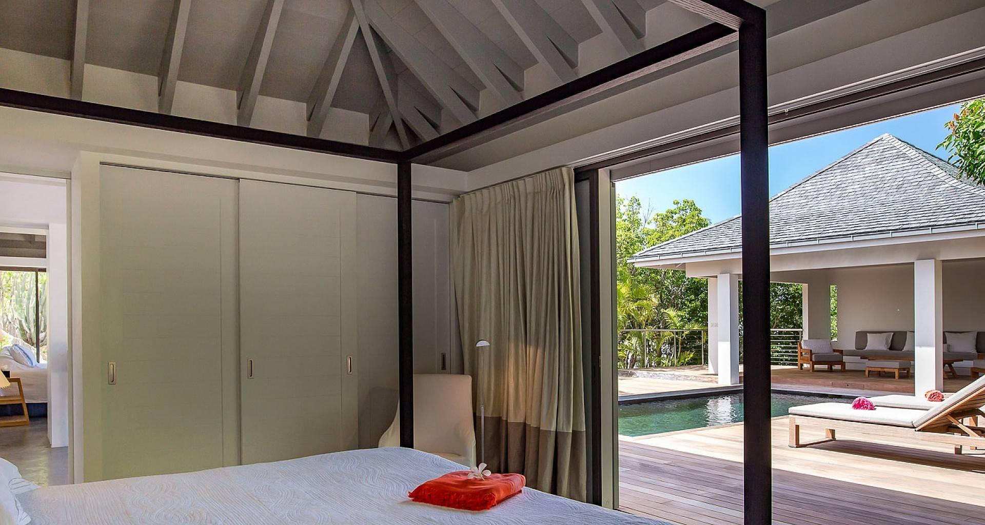 Villa Rose Bedroom 4