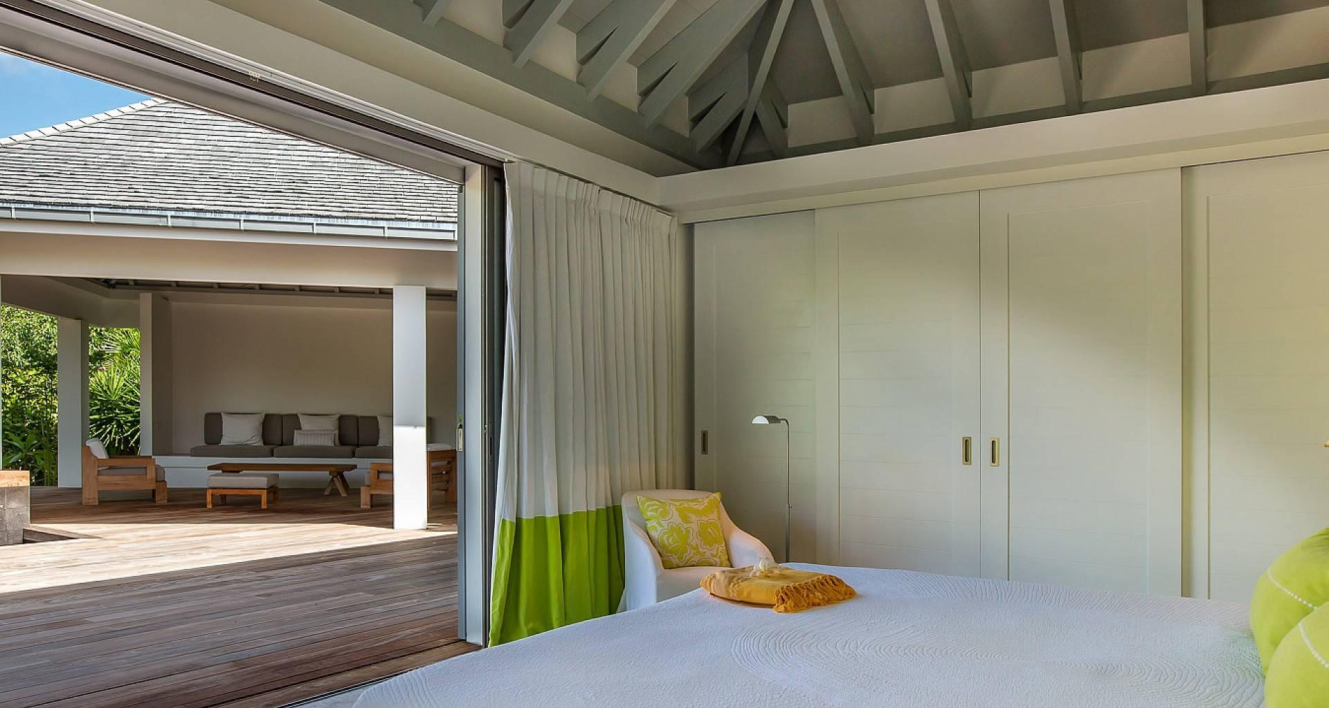 Villa Rose Bedroom 1