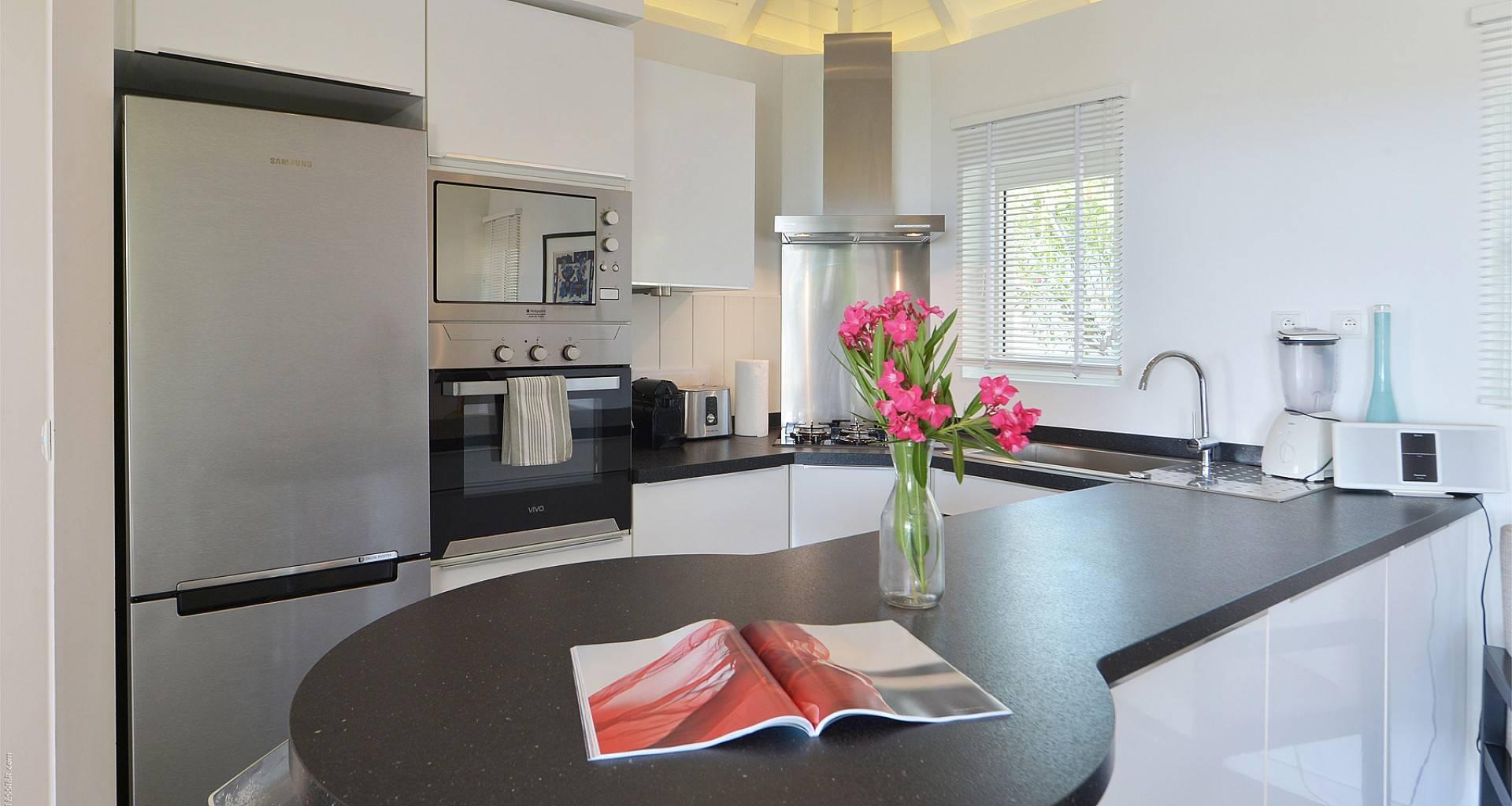 Villa Alphane Kitchen
