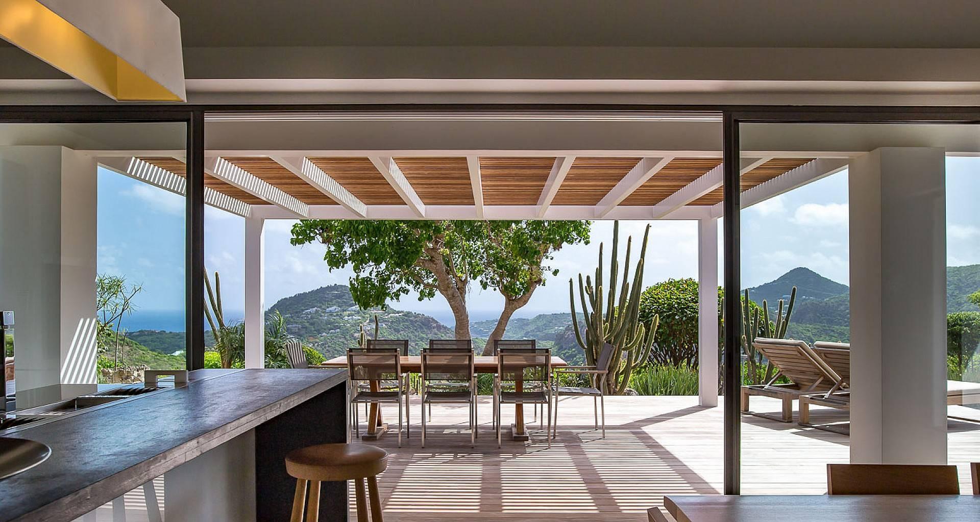 Villa Rose Kitchen