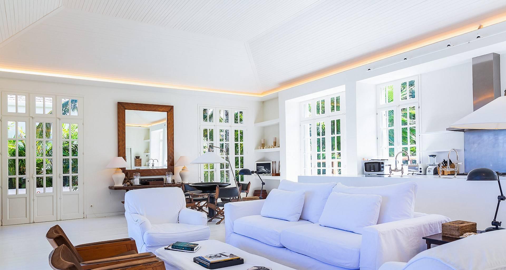 Villa Ela Living Area