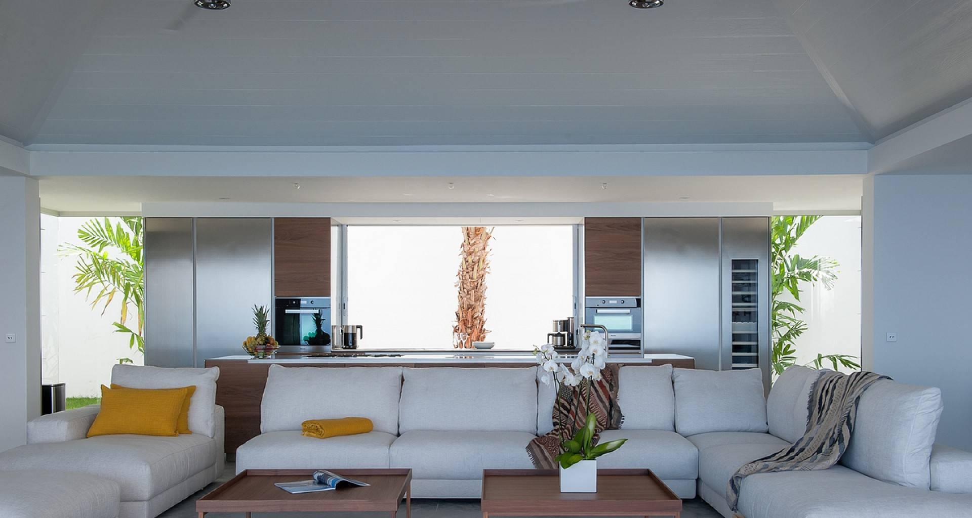 Villa Ginger Living Area