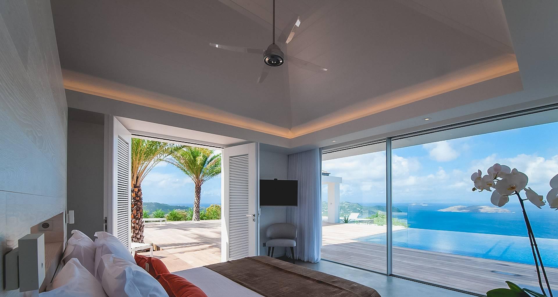 Villa Ginger Bedroom 1