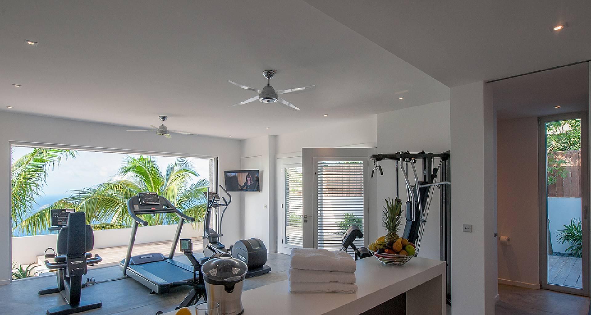 Villa Ginger Fitness Room