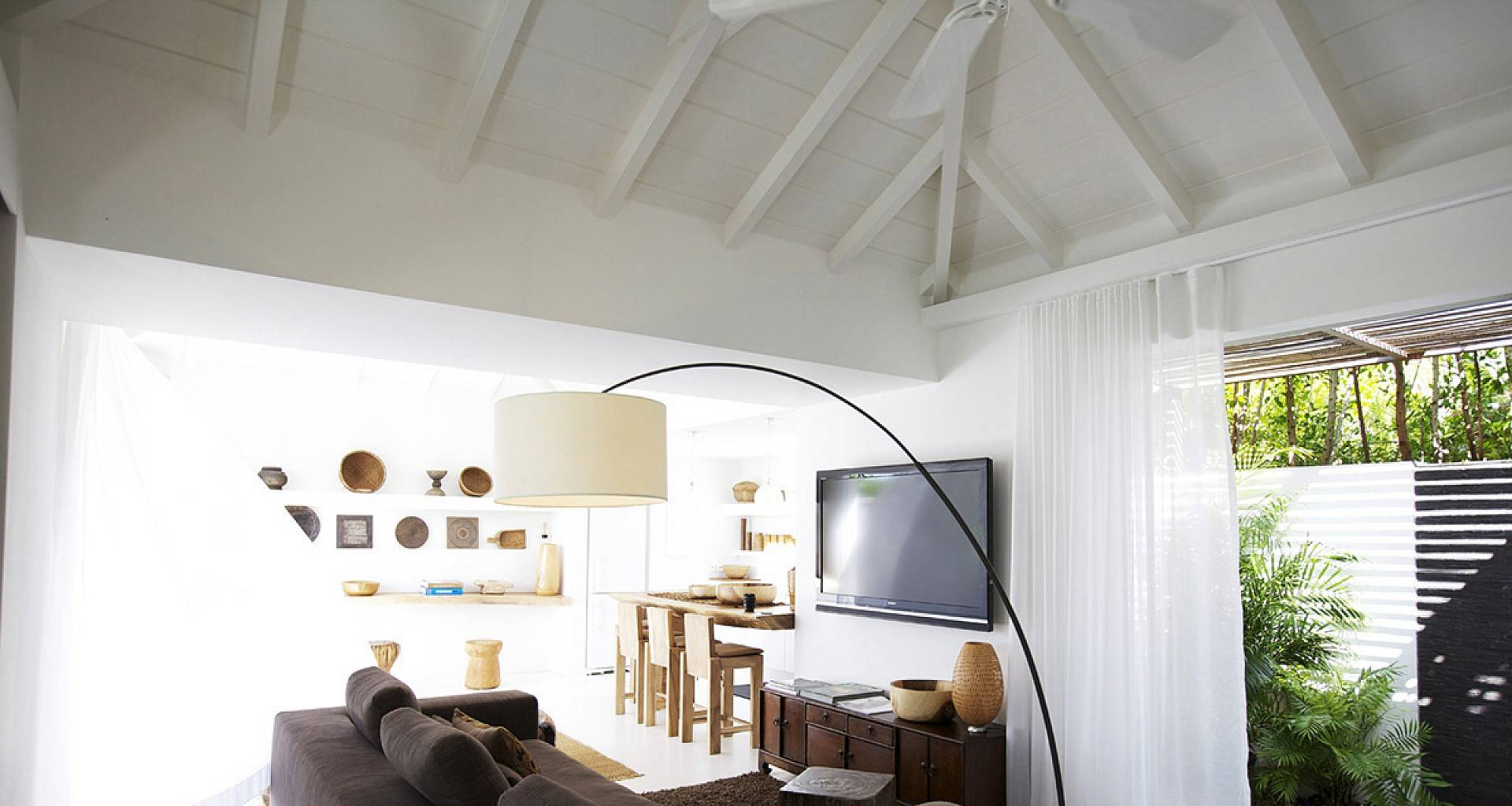 Villa Casamia Living Area