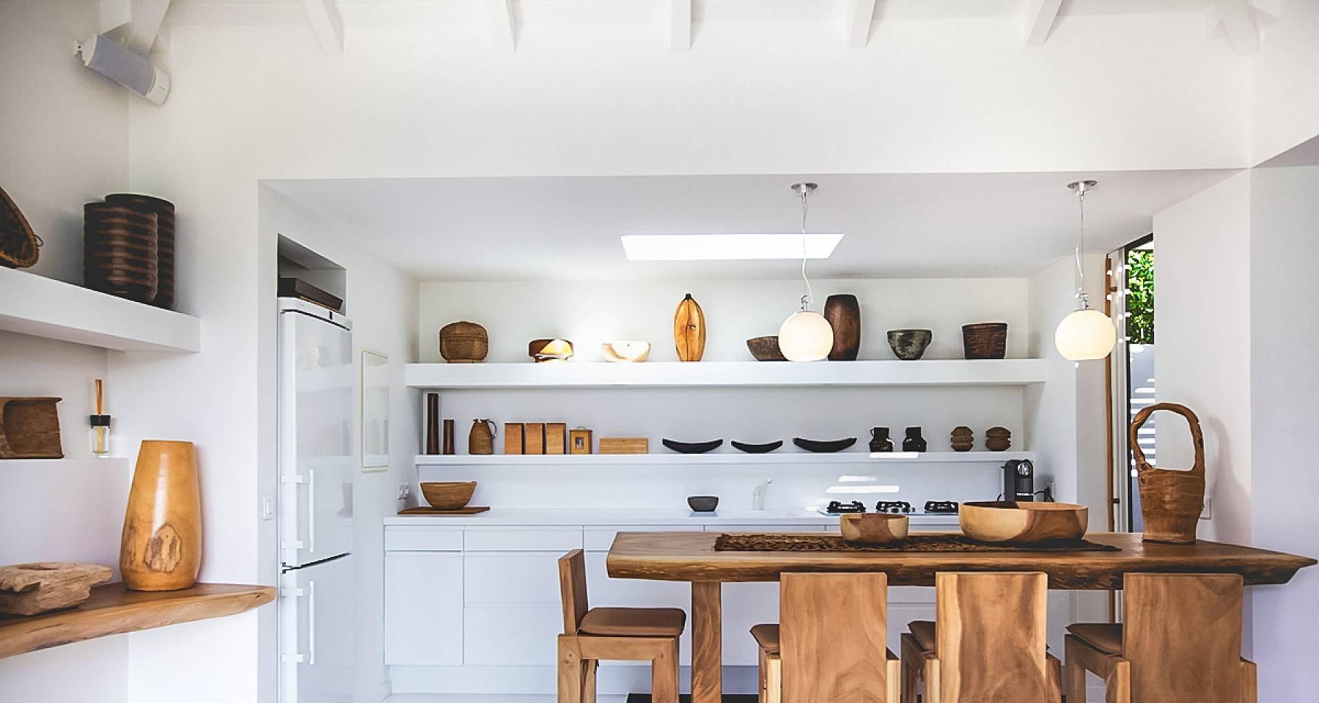 Villa Casamia Kitchen