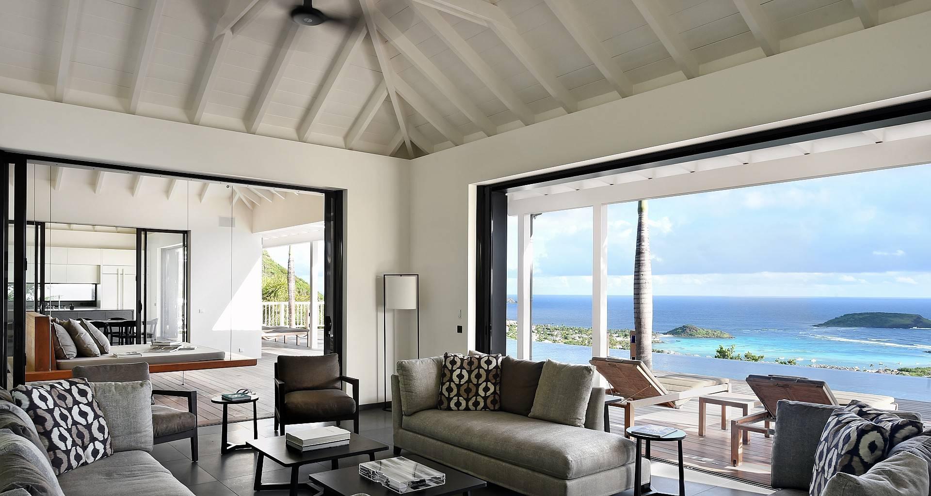 Villa Belle Etoile Living Area