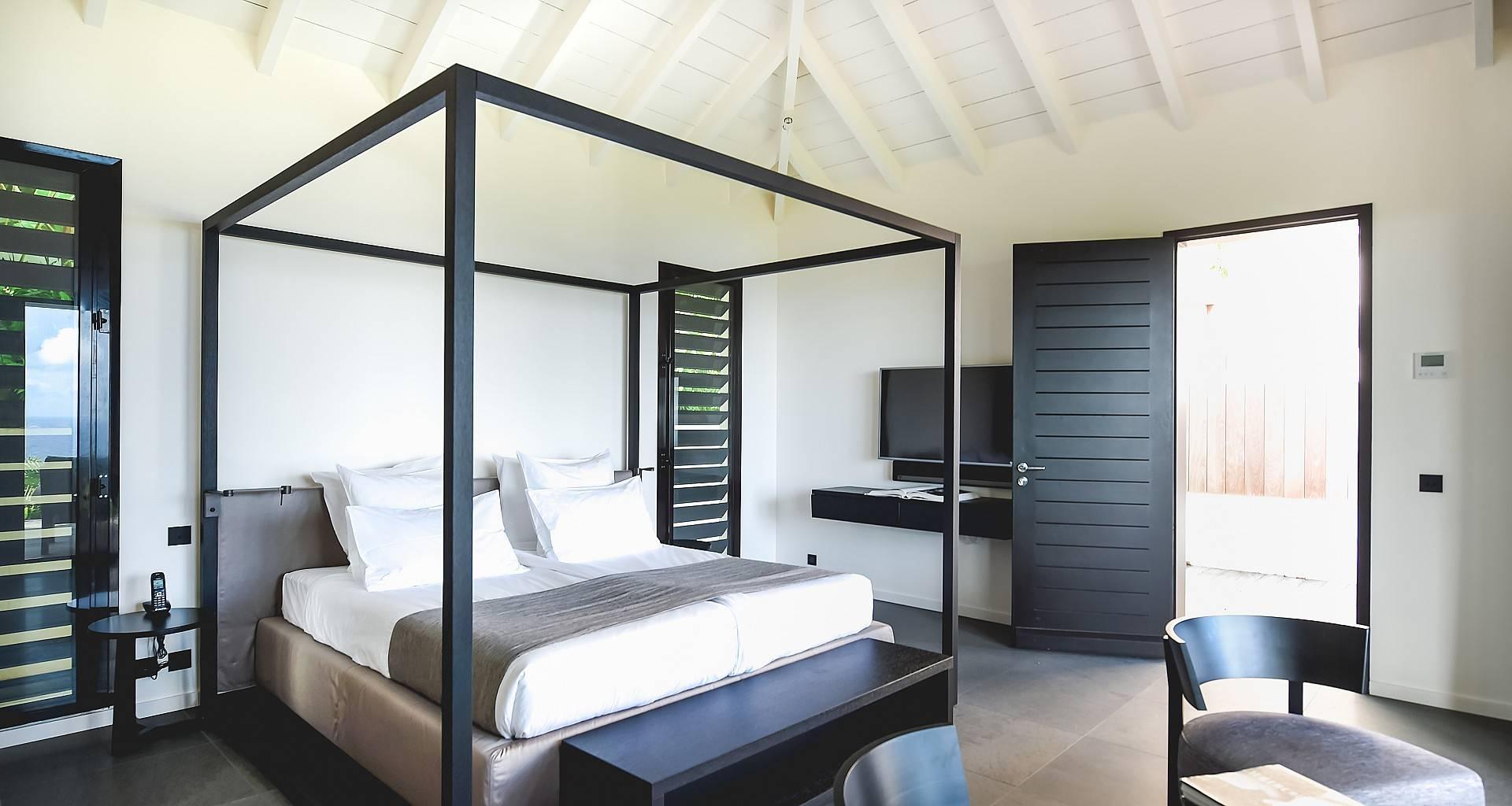Villa Belle Etoile Bedroom 1 - Tortue