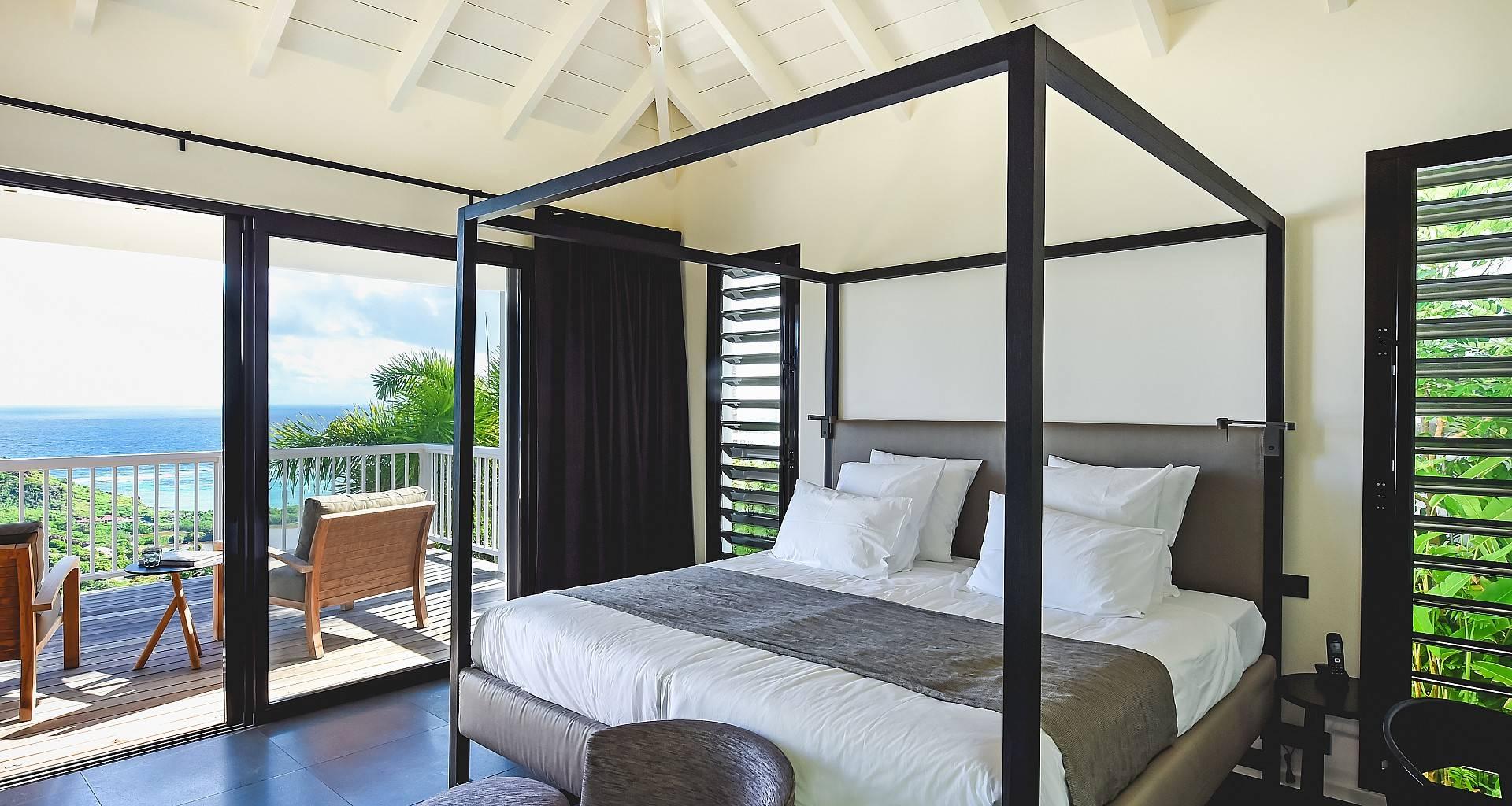 Villa Belle Etoile Bedroom 2 - Pain de Sucre