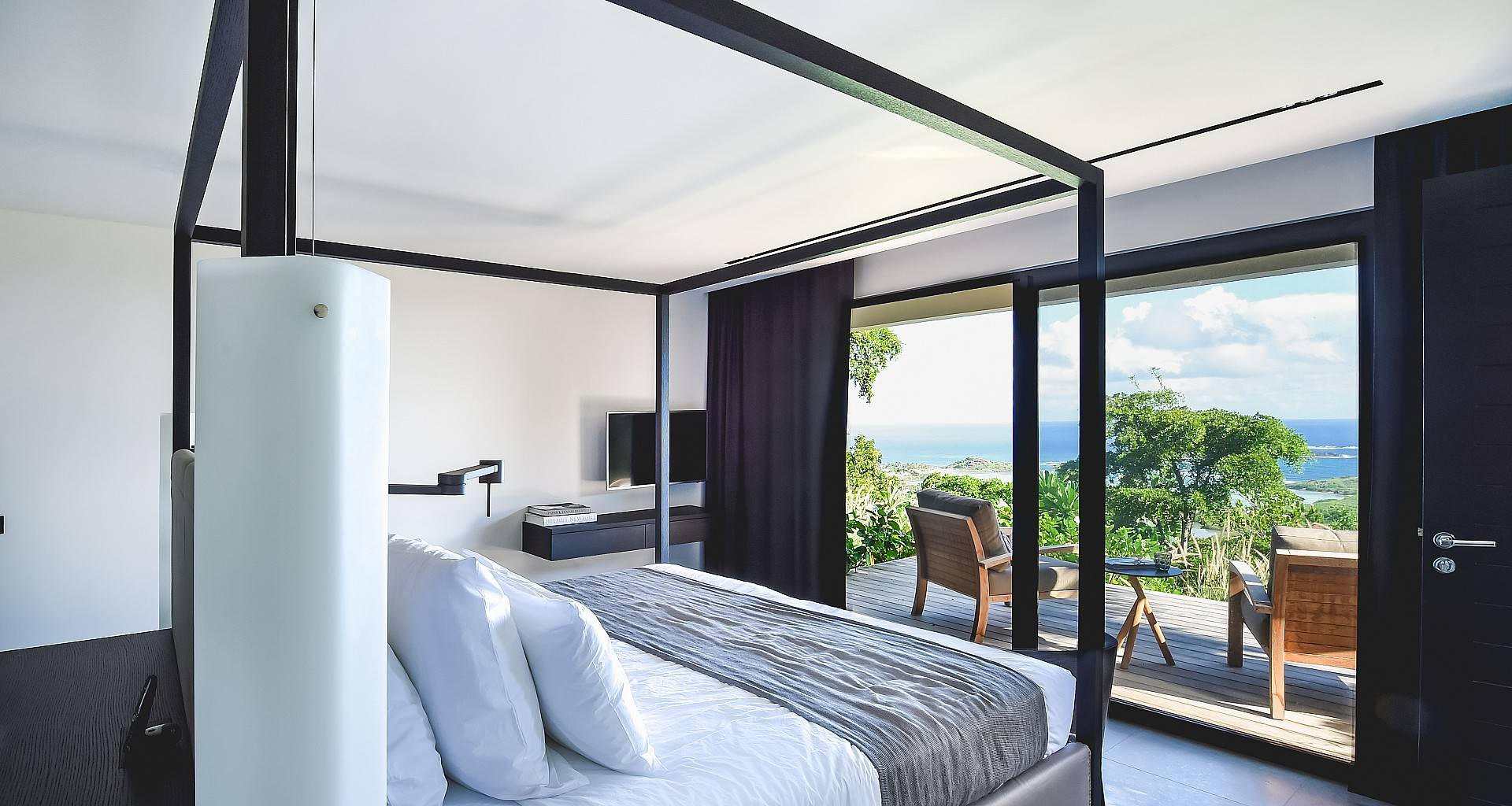Villa Belle Etoile Bedroom 4 - Coco