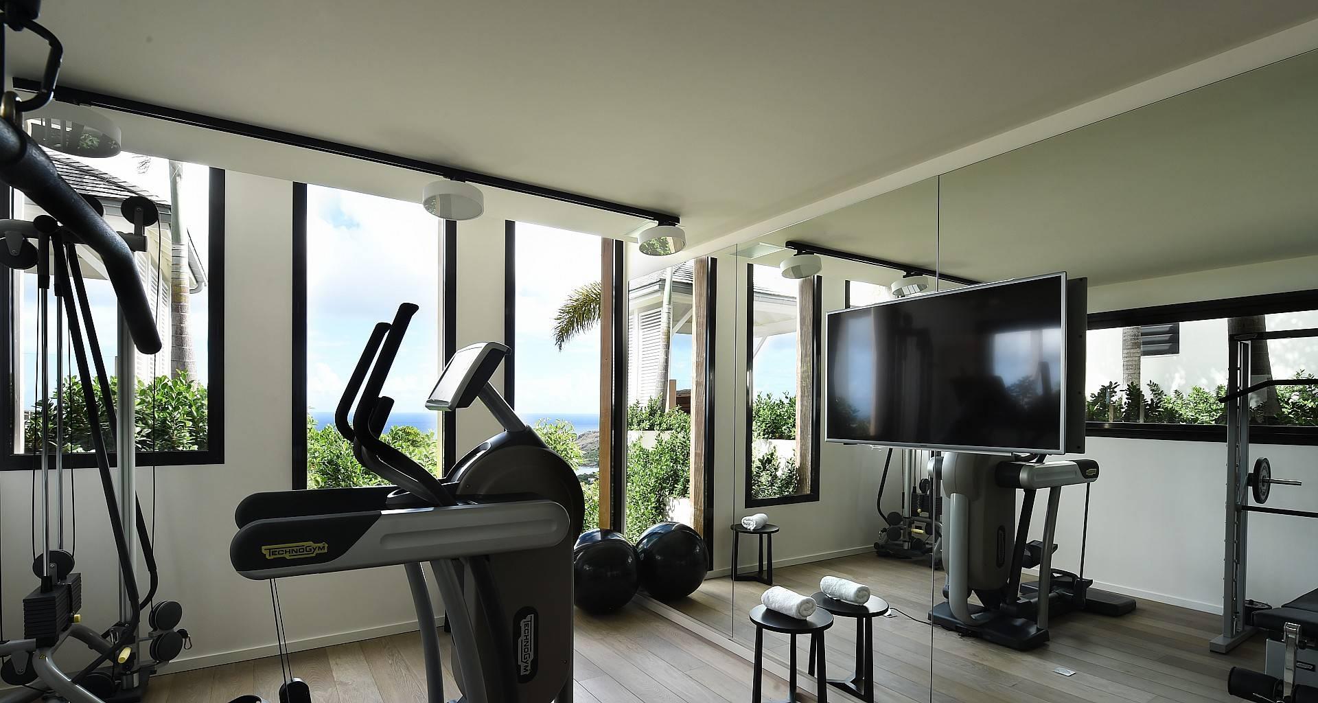 Villa Belle Etoile Fitness Room